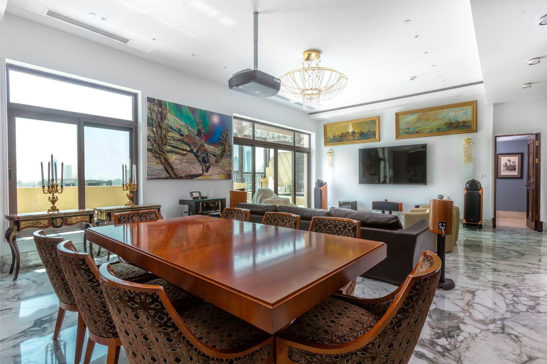 Квартира для того Продажа на Duplex Penthouse on The Palm Dubai, Объединенные Арабские Эмираты