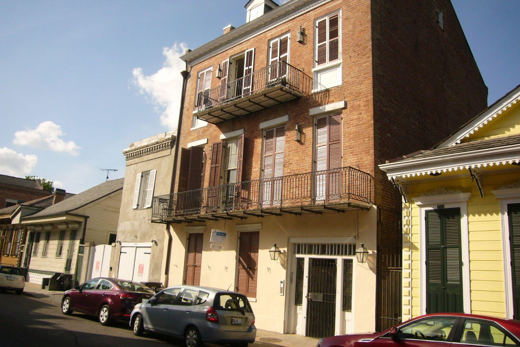 Condominium for Sale at 727 Barracks Street, #5 727 Barracks St #5 New Orleans, Louisiana 70116 United States