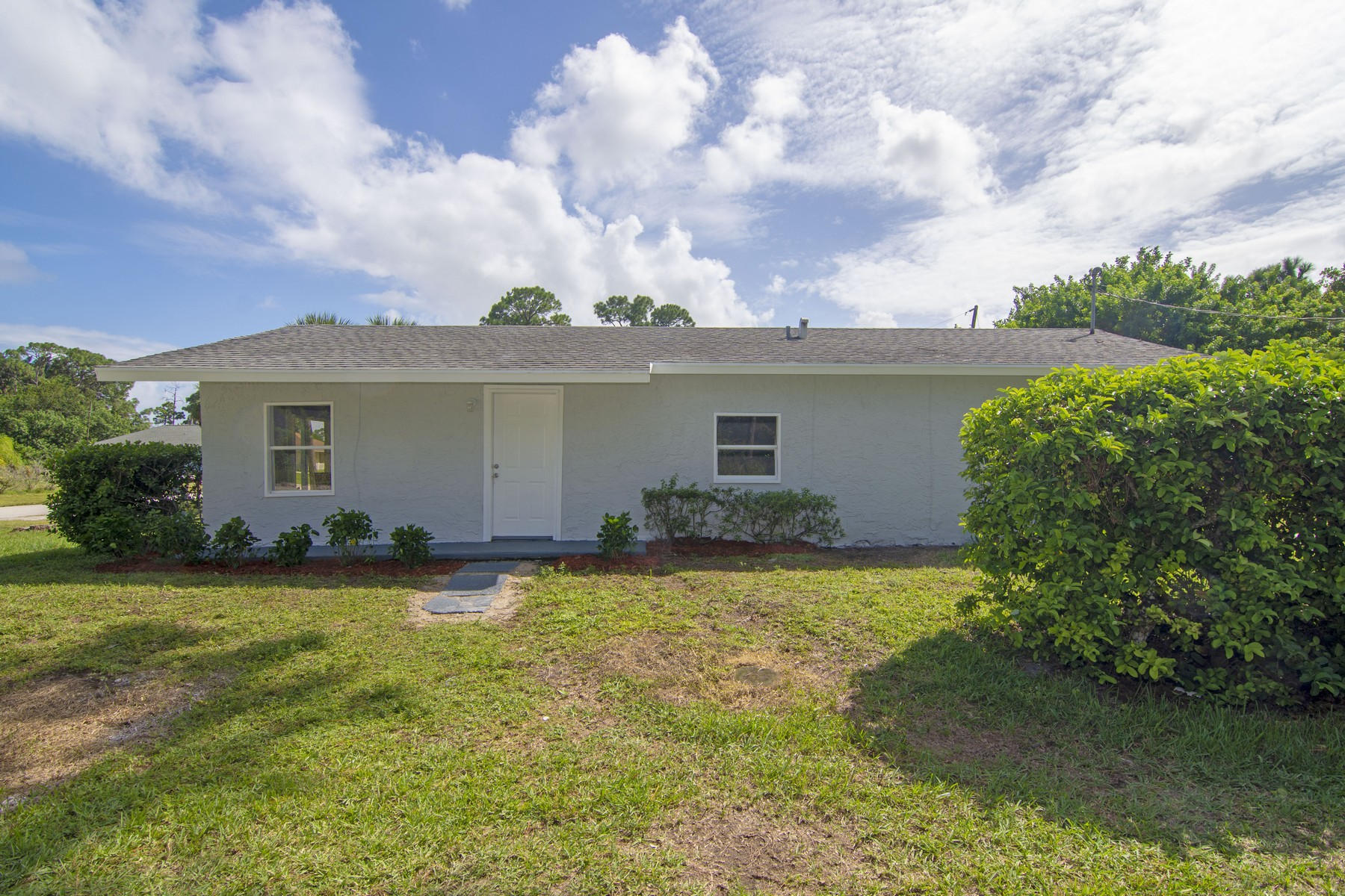 Single Family Homes for Sale at Completely Remodeled Home! 1145 7th St SW Vero Beach, Florida 32962 United States
