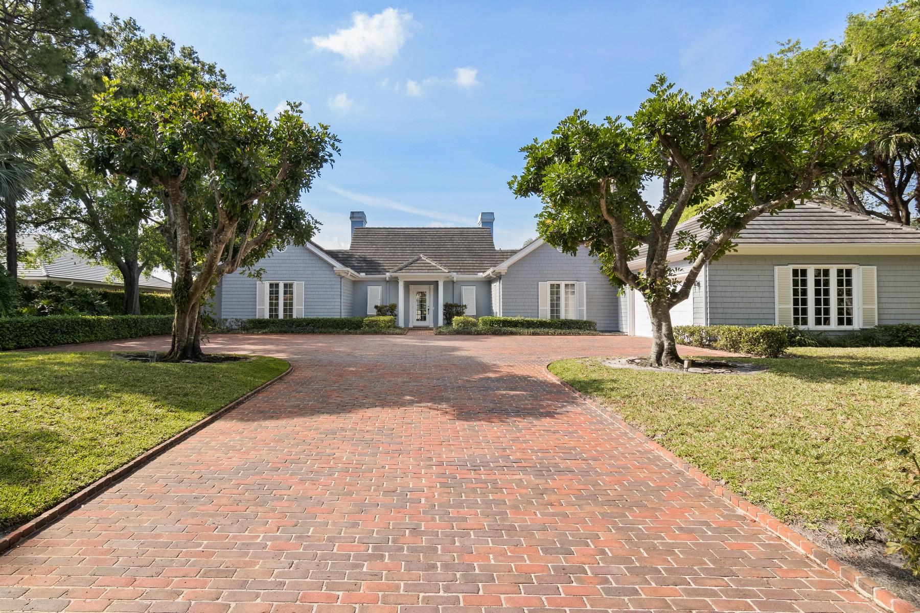 独户住宅 为 销售 在 12880 Marsh Landing Old Marsh Golf Club, 棕榈滩花园, 佛罗里达州, 33418 美国