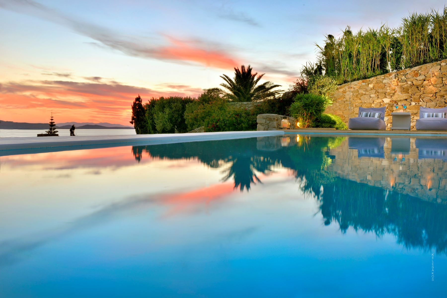 Single Family Home for Sale at Serene Sessions Mykonos, Southern Aegean, Greece