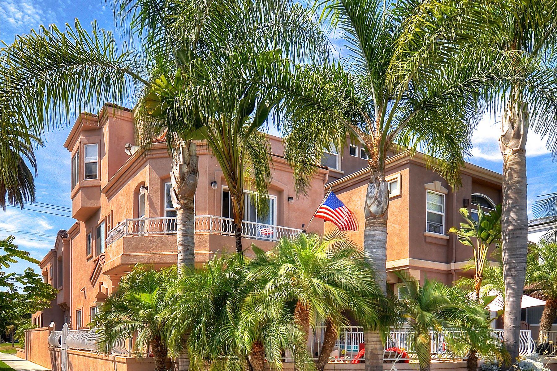 단독 가정 주택 용 매매 에 501 7th Street Huntington Beach, 캘리포니아, 92648 미국