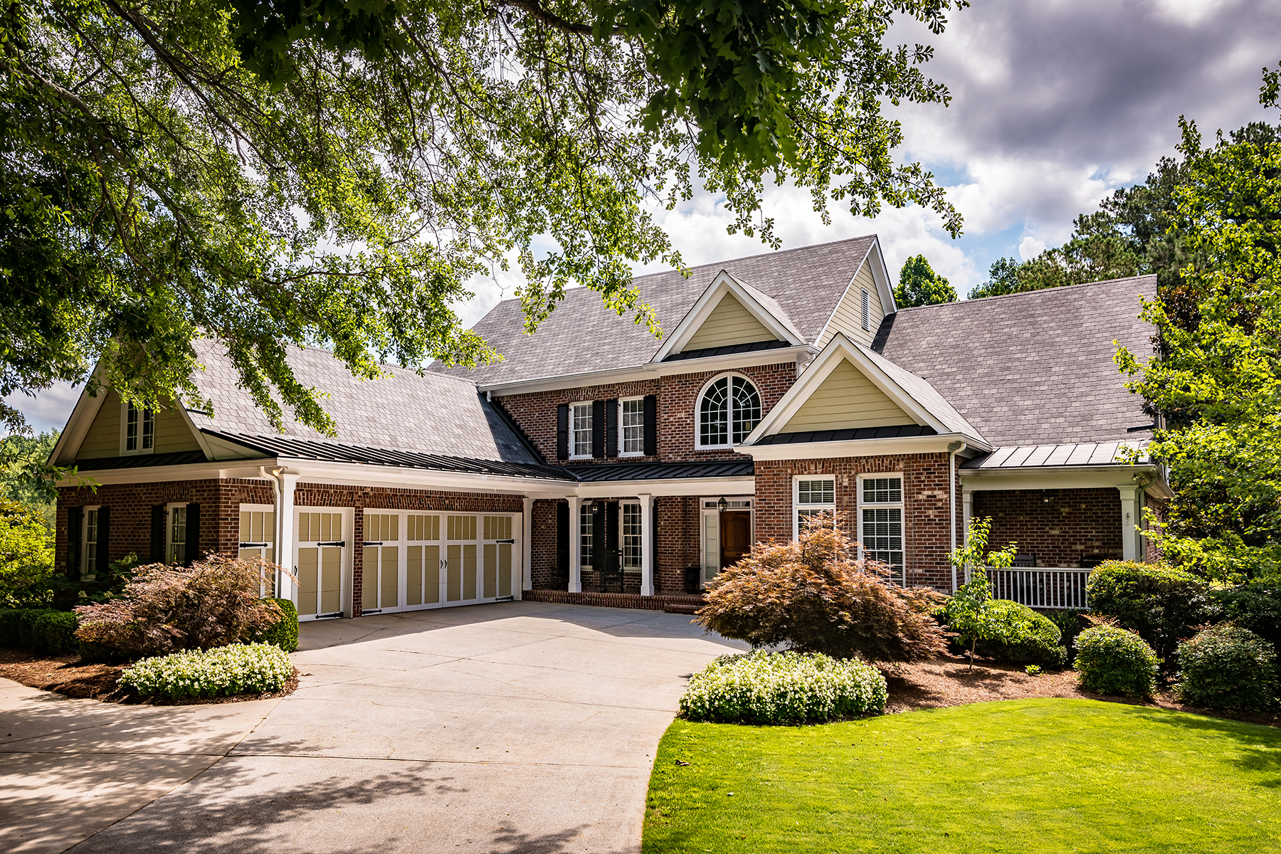 Single Family Home for Sale at Beautiful Home In Sought After Milton 785 Nettlebrook Lane Milton, Georgia 30004 United States