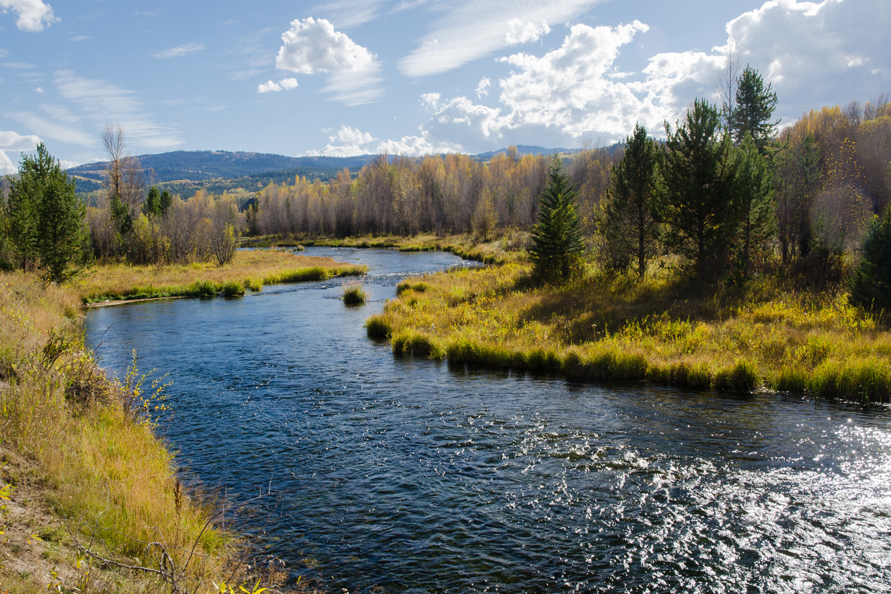 Land for Active at Tract 6 Seven Mile River Ranch Daniel, Wyoming 83115 United States