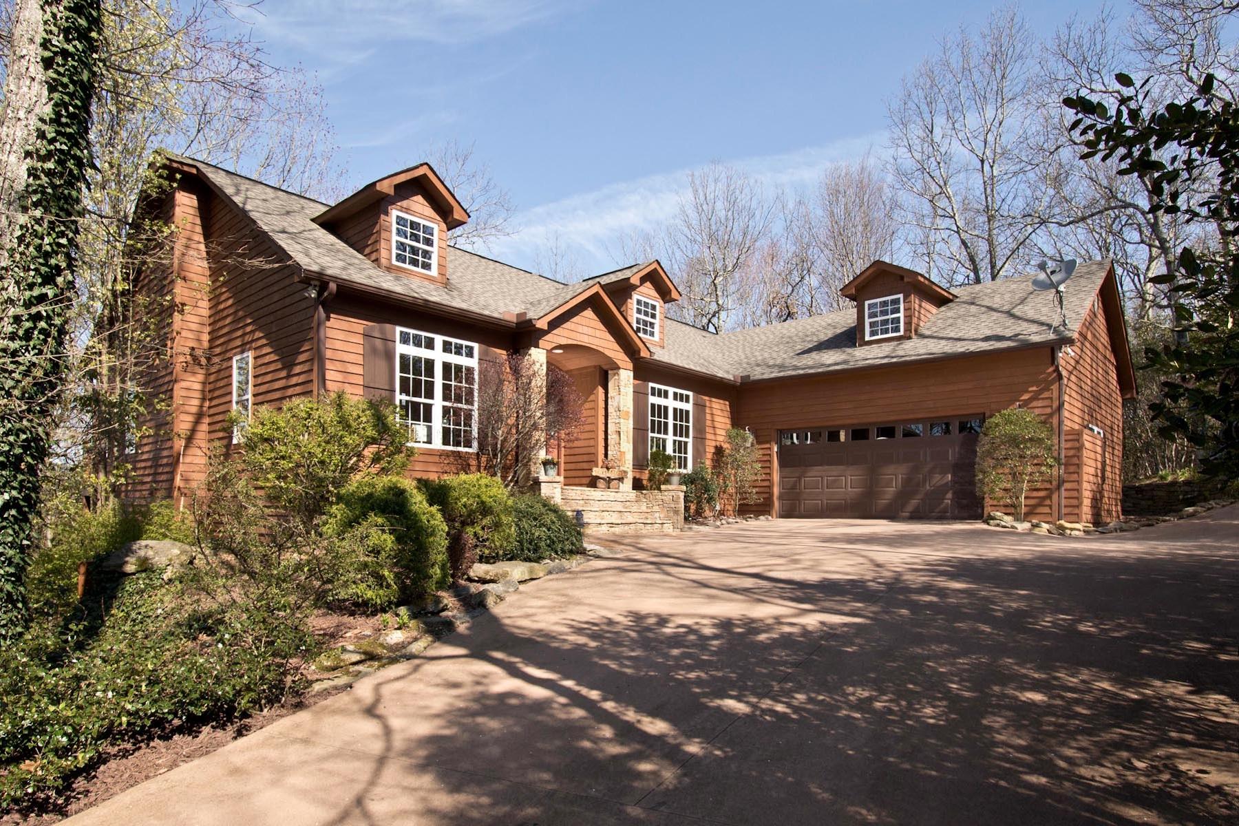 獨棟家庭住宅 為 出售 在 185 Scenic Drive 185 Scenic Drive Dillard, 喬治亞州 30357 美國