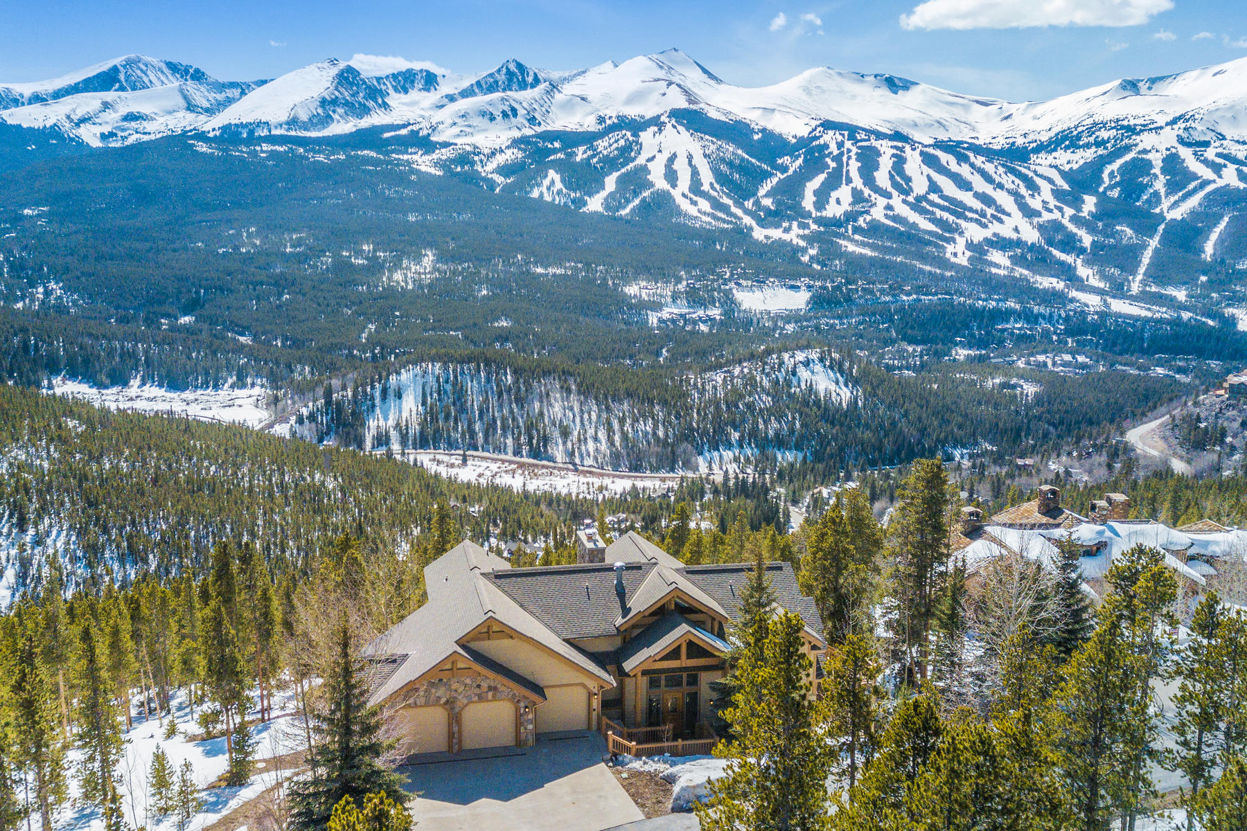 Single Family Homes for Active at One of a Kind Breckenridge Legacy Home 157 Juniata Circle Breckenridge, Colorado 80424 United States