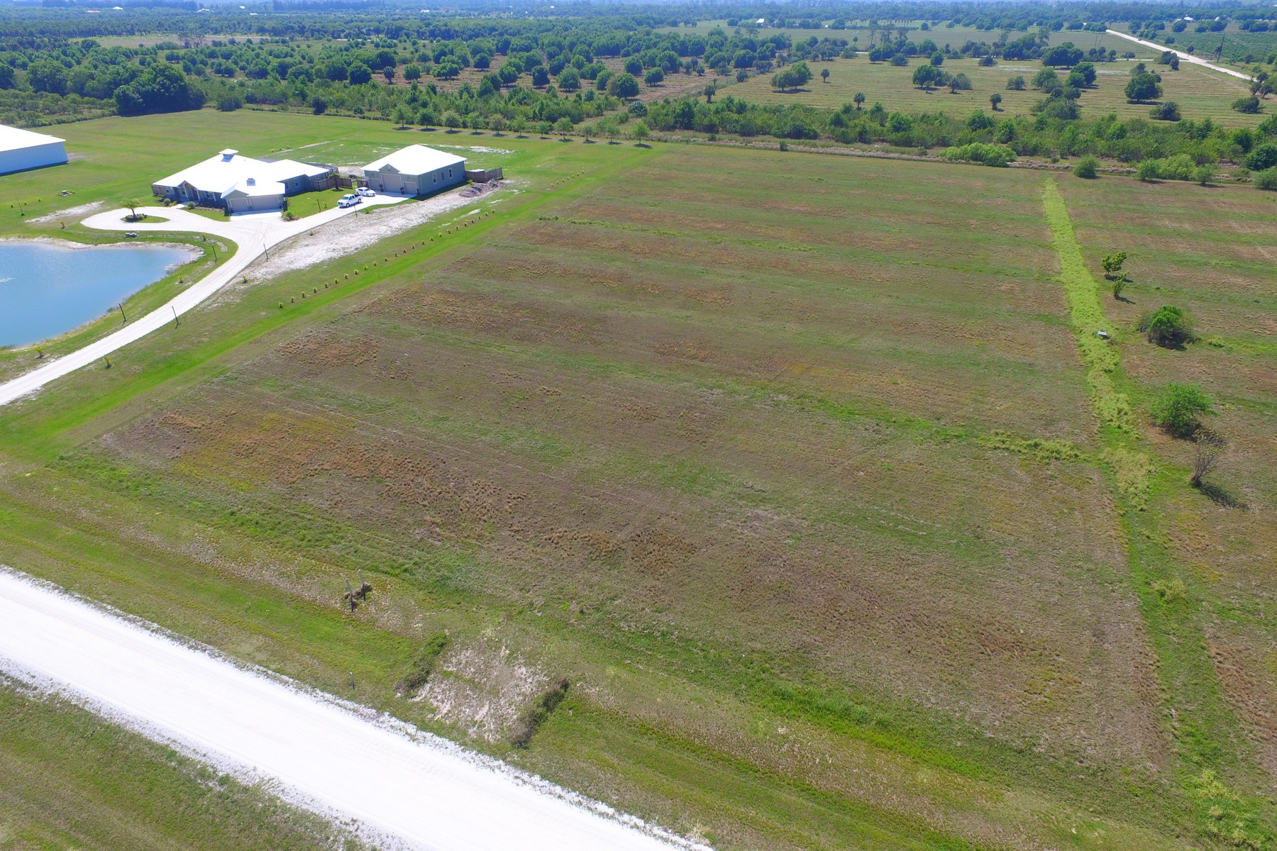 Land for Sale at 5 Acre Homesite in Victoria Plantation 6505 Lily Lane Vero Beach, Florida 32968 United States