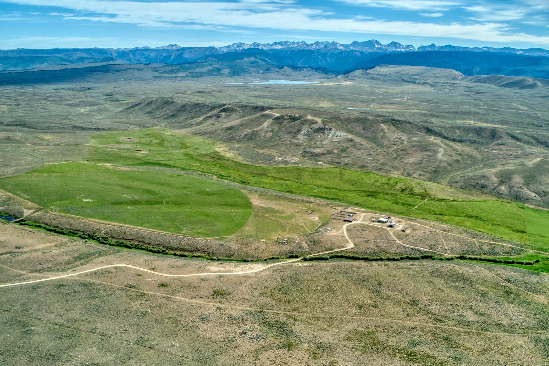 Farm / Ranch / Plantation for Sale at Barber Creek Ranch Endless Possibilities 180 Spring Gulch Road Pinedale, Wyoming 82941 United States