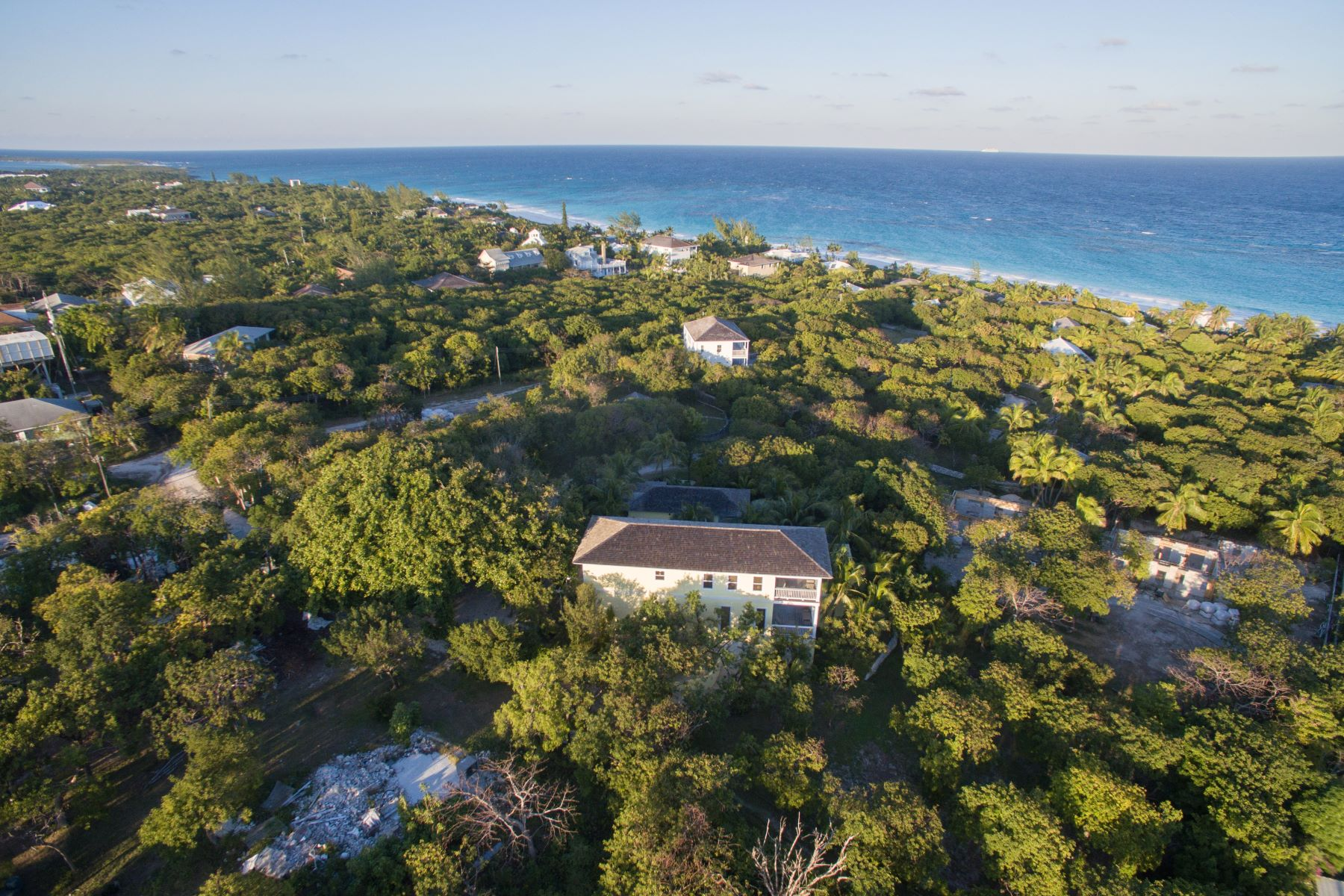 "Single Family Home for Sale at ""La Mer Azure"" Ocean Villa Harbour Island, Eleuthera Bahamas"