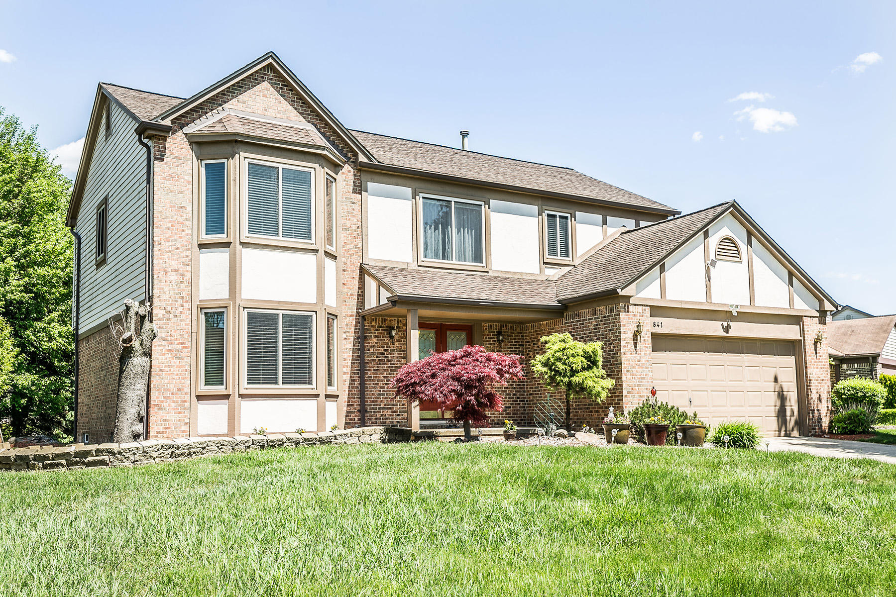 Single Family Homes for Sale at Rochester Hills 841 Lion Street Rochester Hills, Michigan 48307 United States