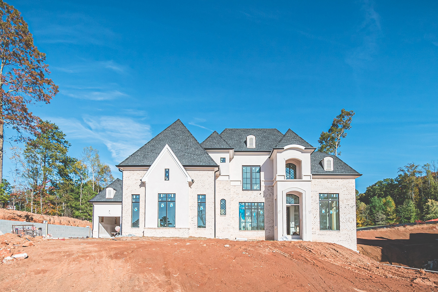 Single Family Homes for Active at Exquisite European Masterpiece 16167 Belford Drive Milton, Georgia 30004 United States