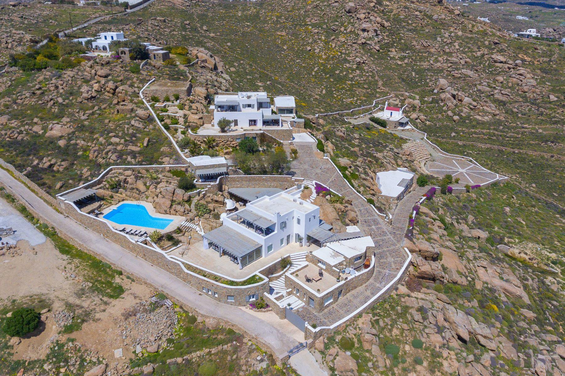 Single Family Homes por un Venta en Mykonos, Egeo Meridional Grecia