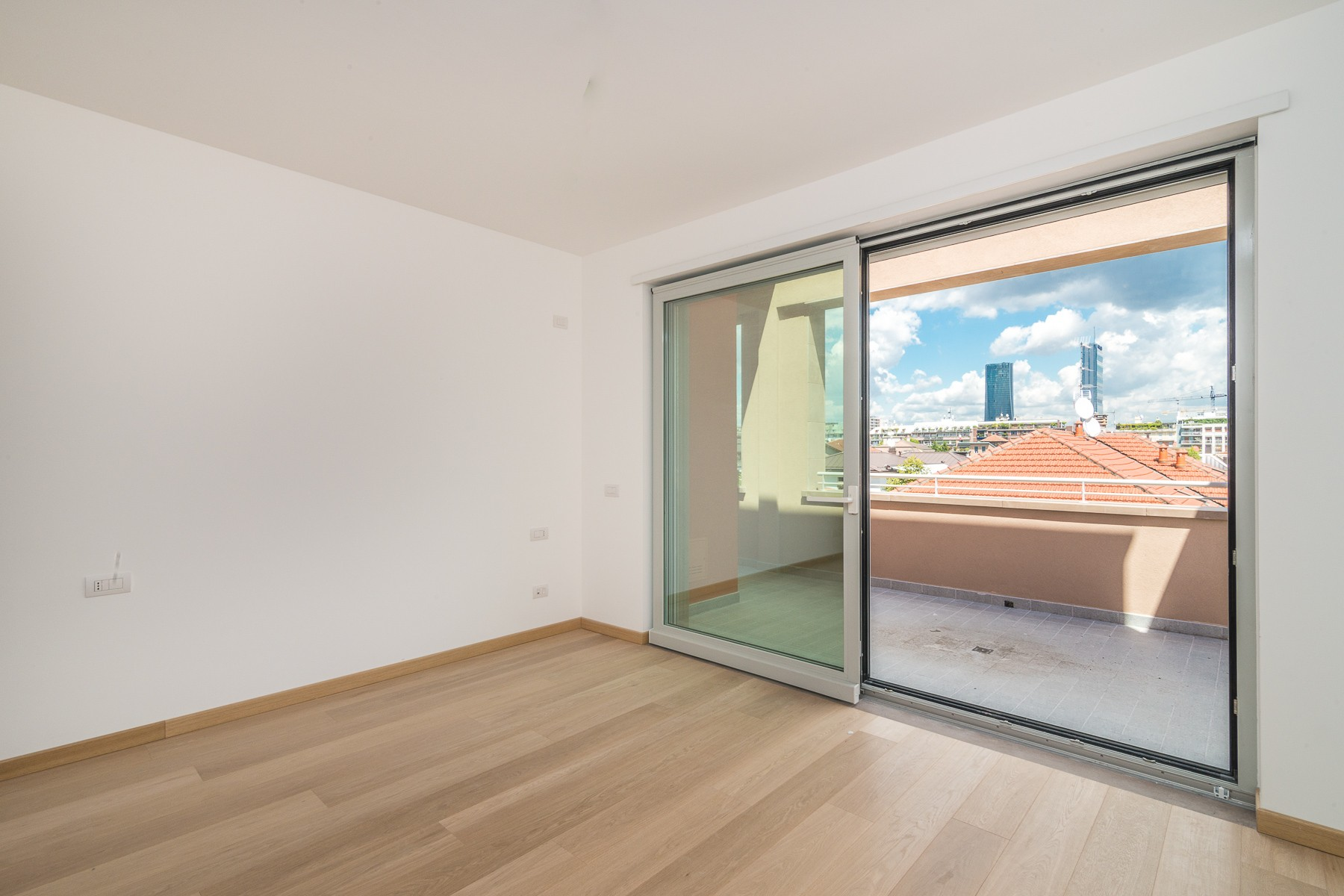 Additional photo for property listing at Exquisite apartment in new construcion building Via Conconi Milano, Milan 20100 Italie