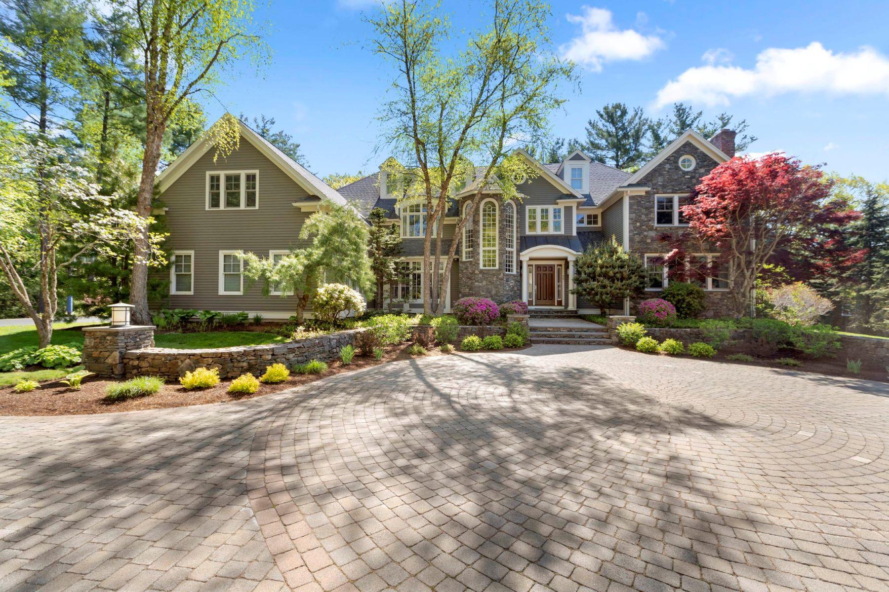 Single Family Homes 为 销售 在 36 Skyview Lane 萨德伯里, 马萨诸塞州 01776 美国