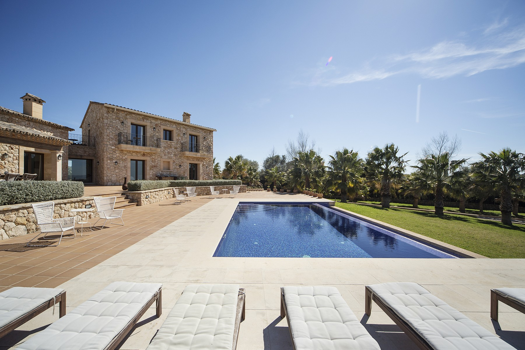 Single Family Home for Sale at Stunning, luxury Country Estate in Son Gual Suelo Polígono Other Balearic Islands, Balearic Islands, 07199 Spain