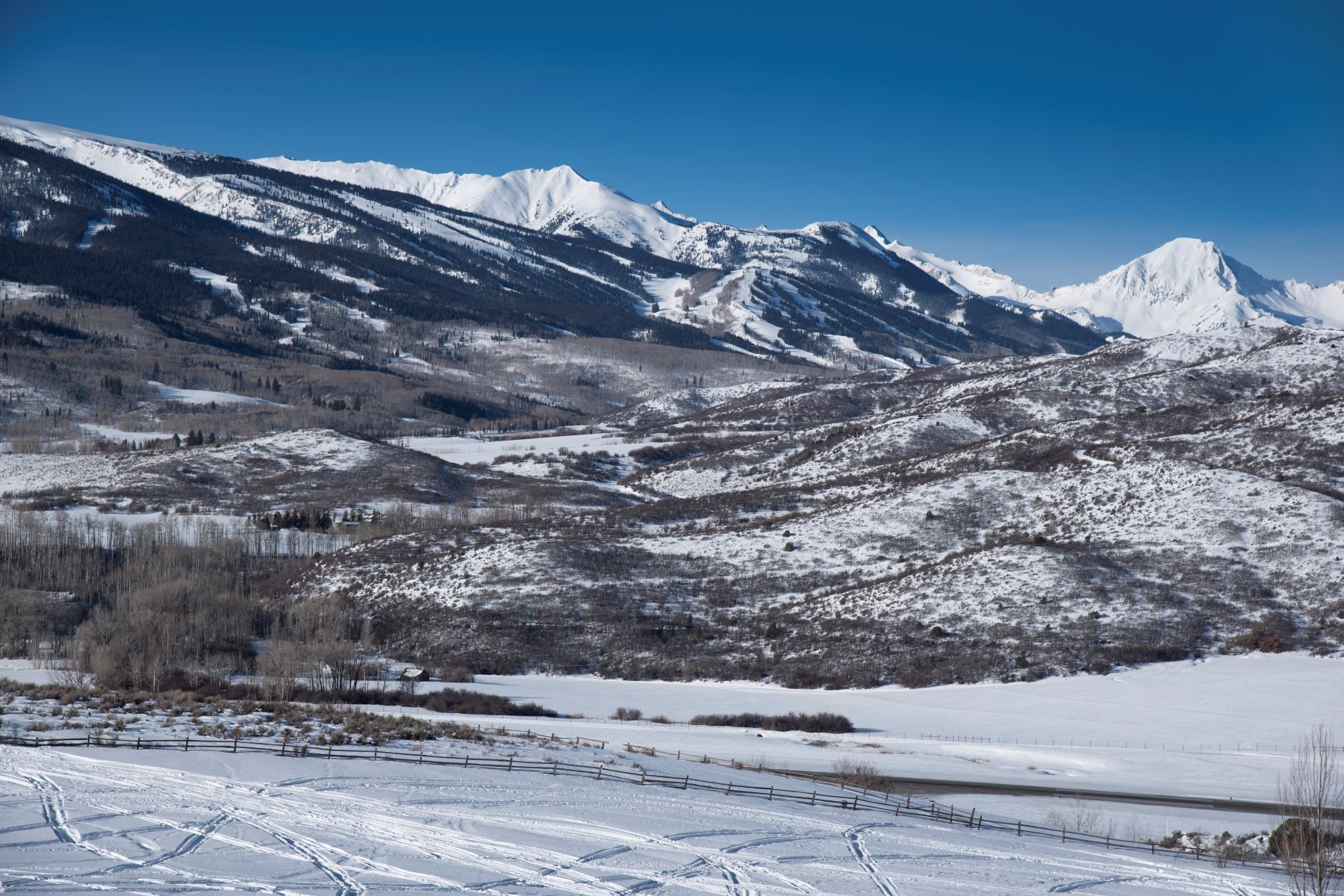 Additional photo for property listing at breathtaking Aspen Valley views in a private, rural ranch setting 150 White Horse Springs Lane, Aspen, Colorado 81611 Vereinigte Staaten