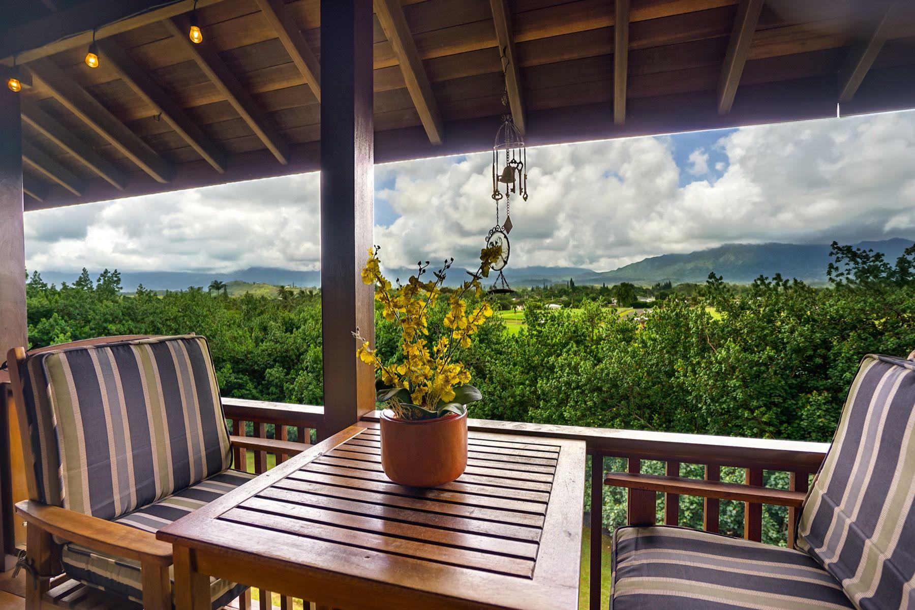 Single Family Home for Sale at Bali inspired living 568-U Kamalu Rd Kapaa, Hawaii 96746 United States