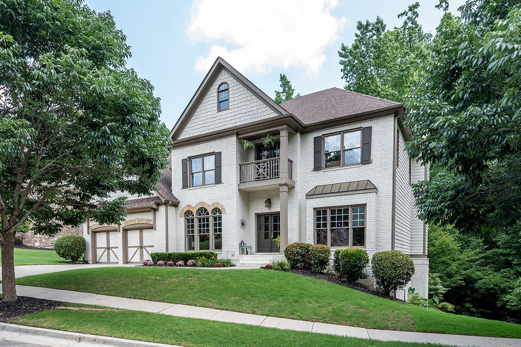 Single Family Homes per Vendita alle ore Welcome to the Perfect Floorplan! 700 Crescent Circle, Canton, Georgia 30115 Stati Uniti