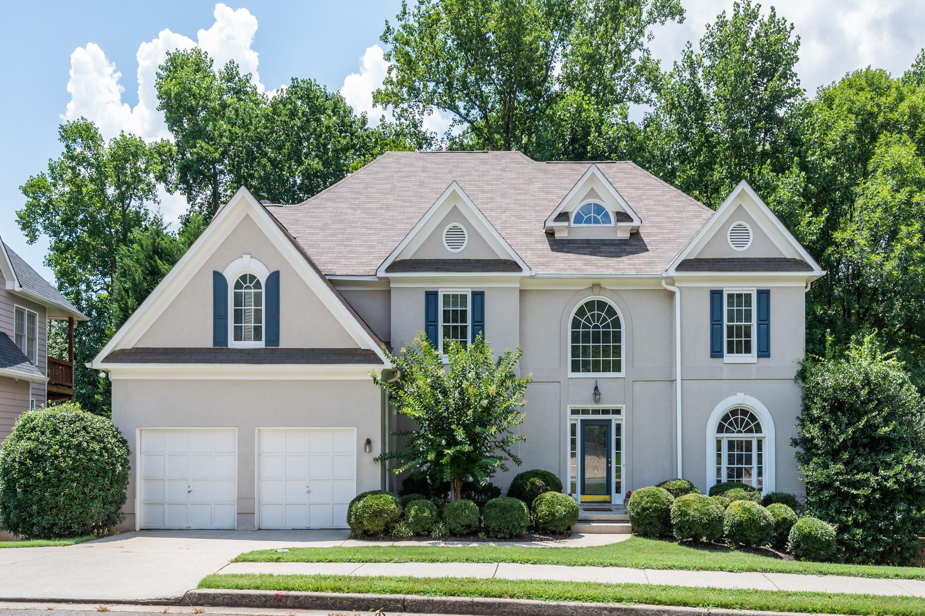 獨棟家庭住宅 為 出售 在 Move In Ready! Alpharetta 430 Park Creek Dr Alpharetta, 喬治亞州, 30005 美國