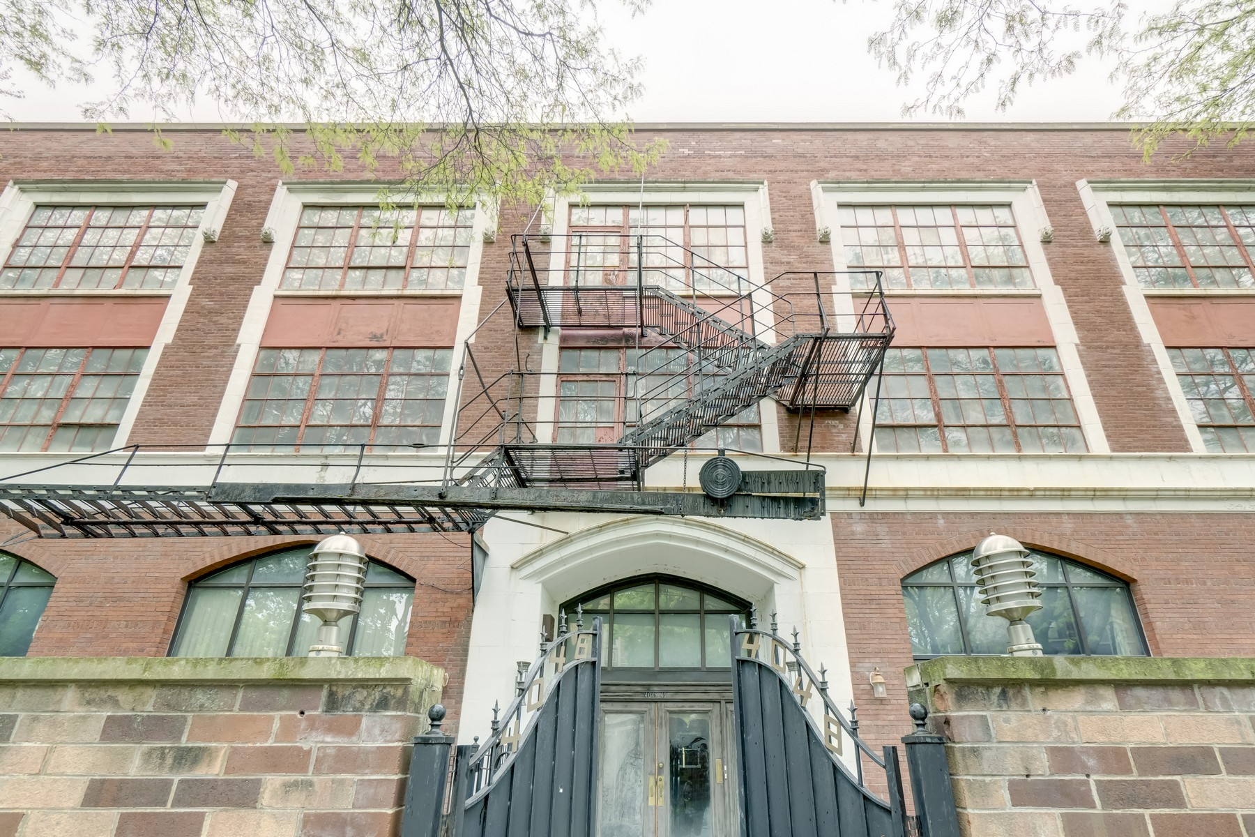 Land for Sale at Impressive Original 3-Story Loft Building 4046 N Hermitage Avenue Chicago, Illinois, 60613 United States