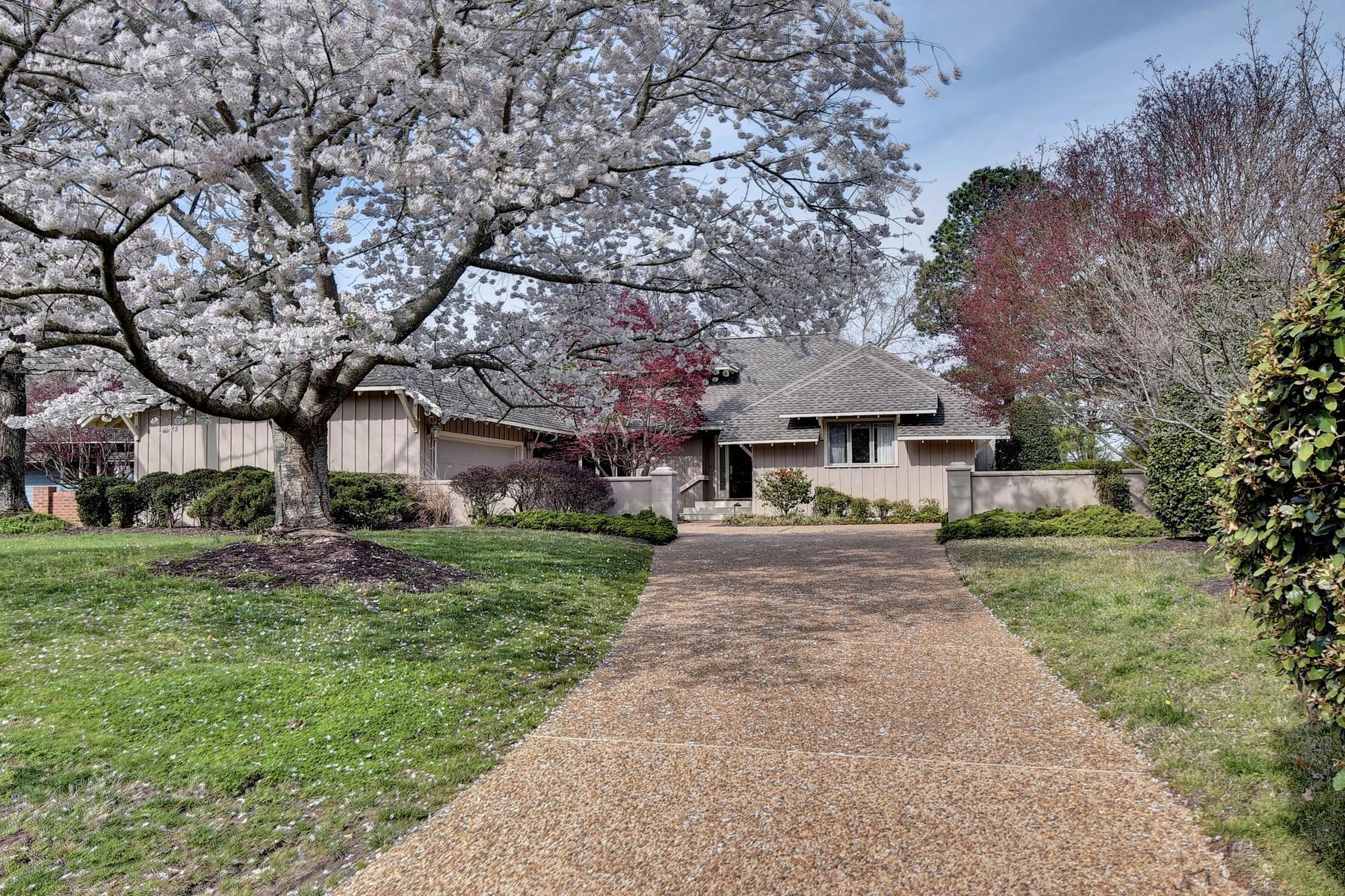 Single Family Home for Sale at 101 Bennett Circle 101 Bennett Cir Williamsburg, Virginia 23185 United States