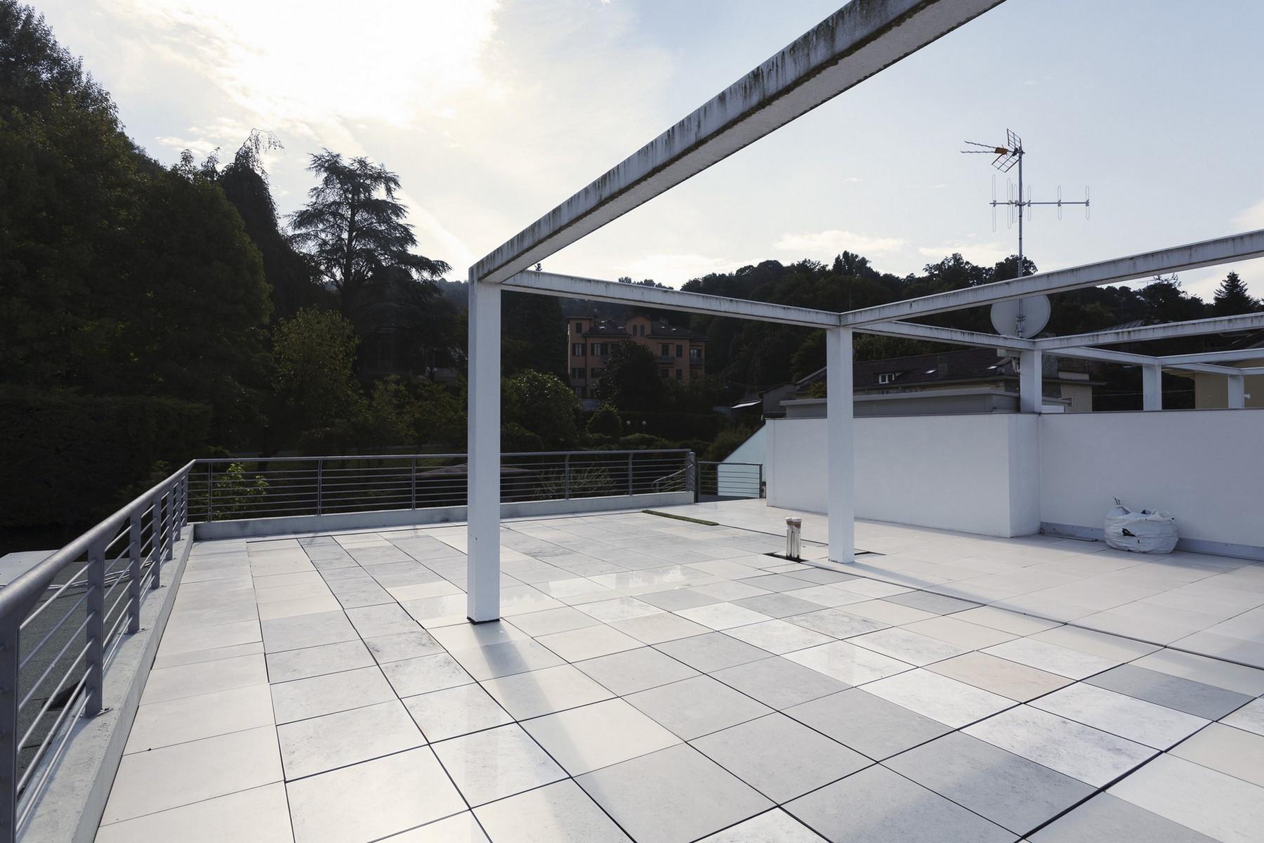 Additional photo for property listing at Modern Loft in the pre hills Strada del Salino Torino, Turin 10133 Italien