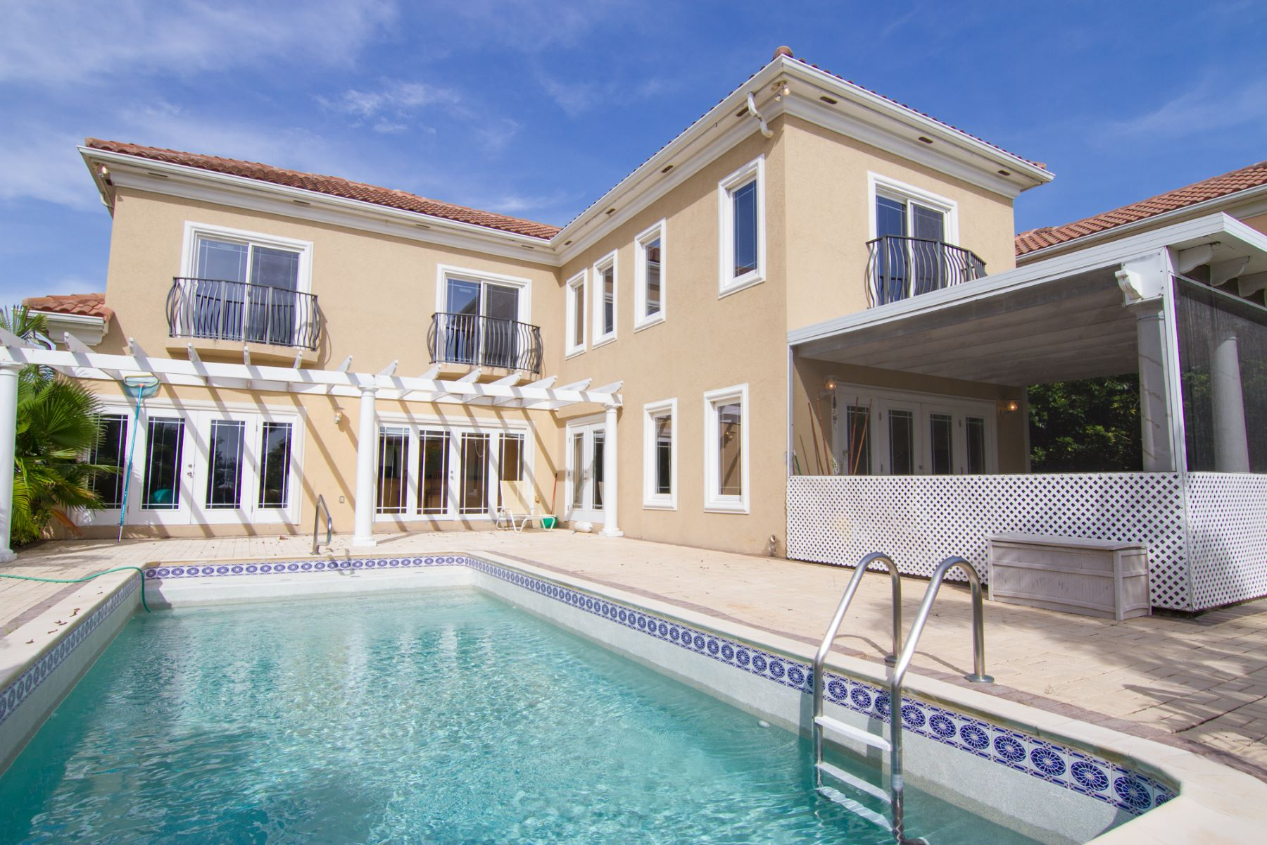 Single Family Home for Rent at Cypress Pointe Canal Front Crystal Harbour, Cayman Islands