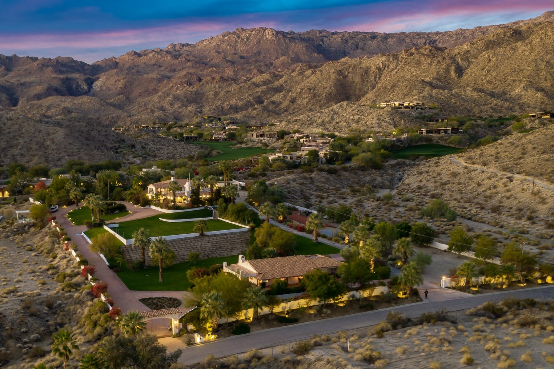 Single Family Homes for Active at 71555 Jaguar Way Palm Desert, California 92260 United States