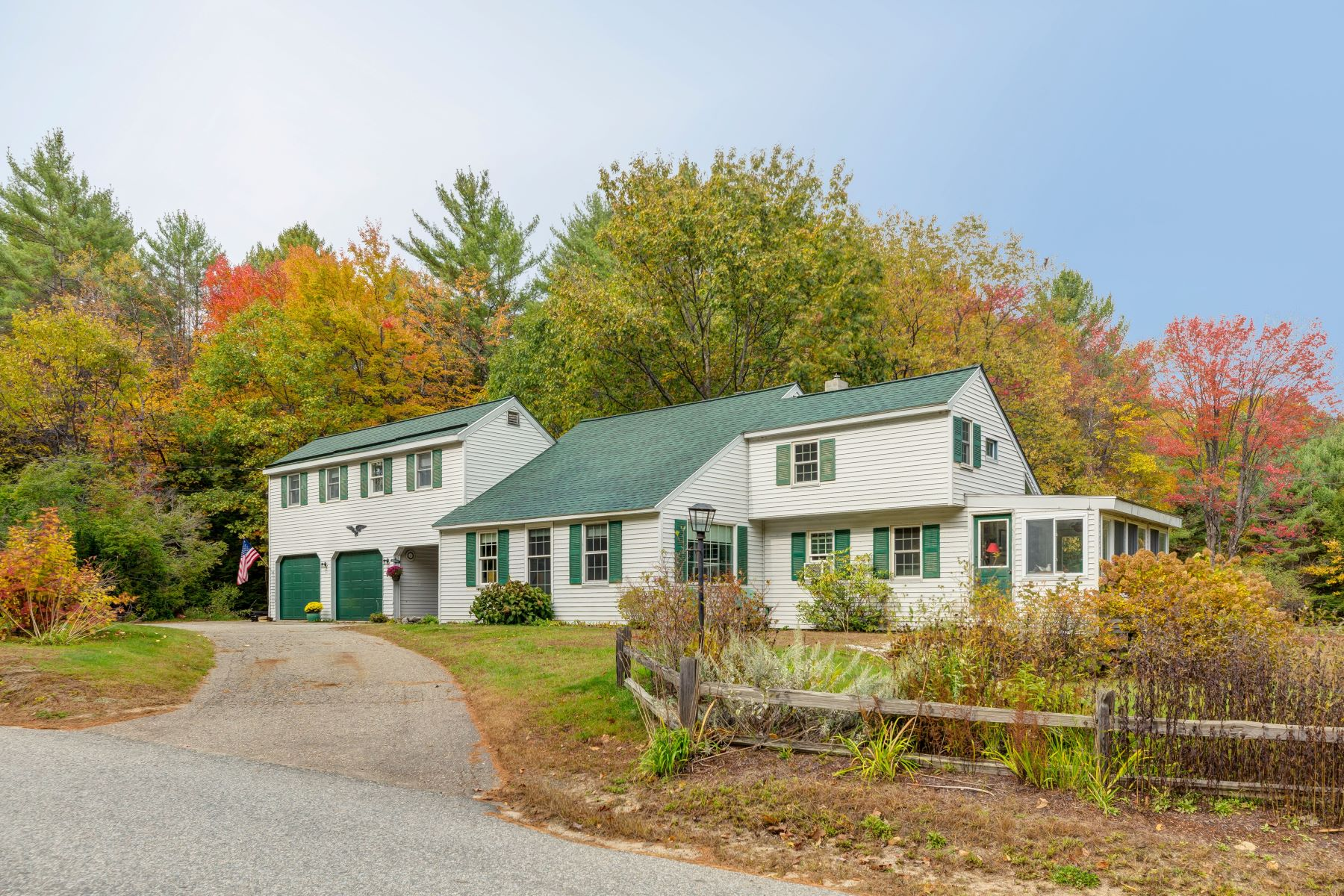 Single Family Homes for Sale at Wilmot Loop 42 Cross Hill Rd Wilmot, New Hampshire 03287 United States