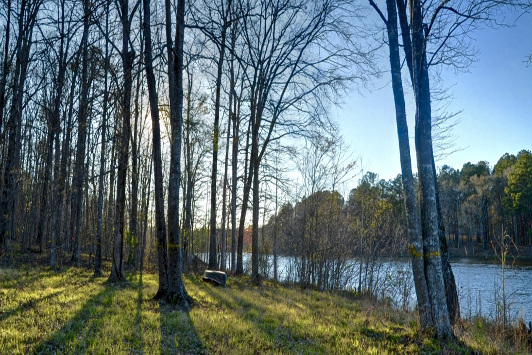 Mark för Försäljning vid Beautiful 6.16 Acre Lakefront Lot In Sought After South Fayette 165 Village Lake Court Brooks, Georgien 30205 Usa