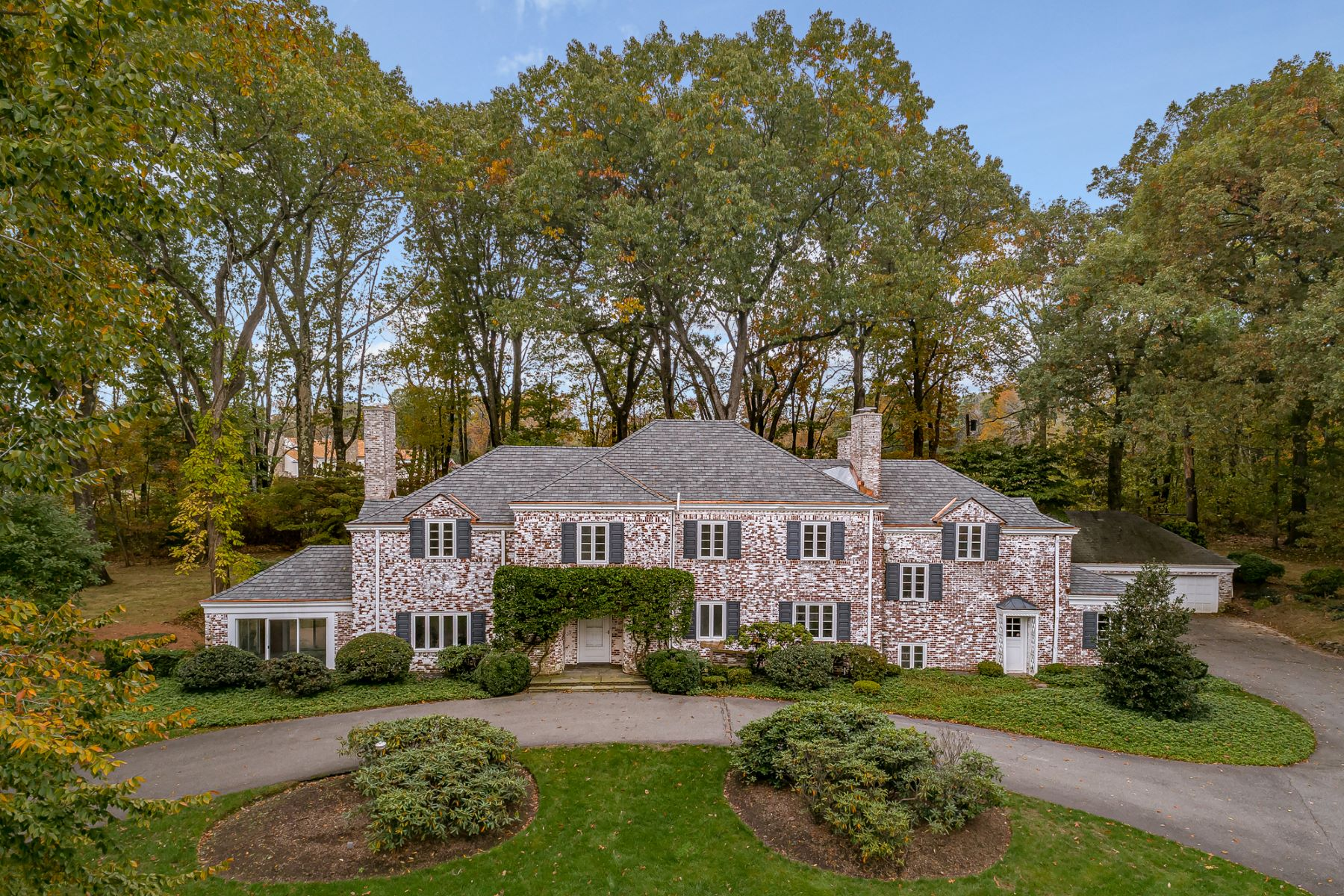 Single Family Homes للـ Sale في Acorn Hill 142 Blue Mill Road, Harding Township, New Jersey 07960 United States