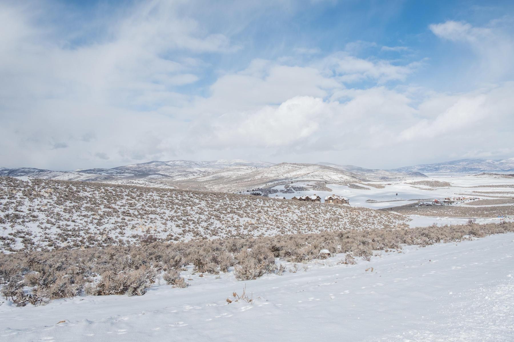 Terreno por un Venta en Gorgeous Panoramic Views at Victory Ranch! 7103 E Evening Star Dr Lot 218, Heber City, Utah, 84032 Estados Unidos