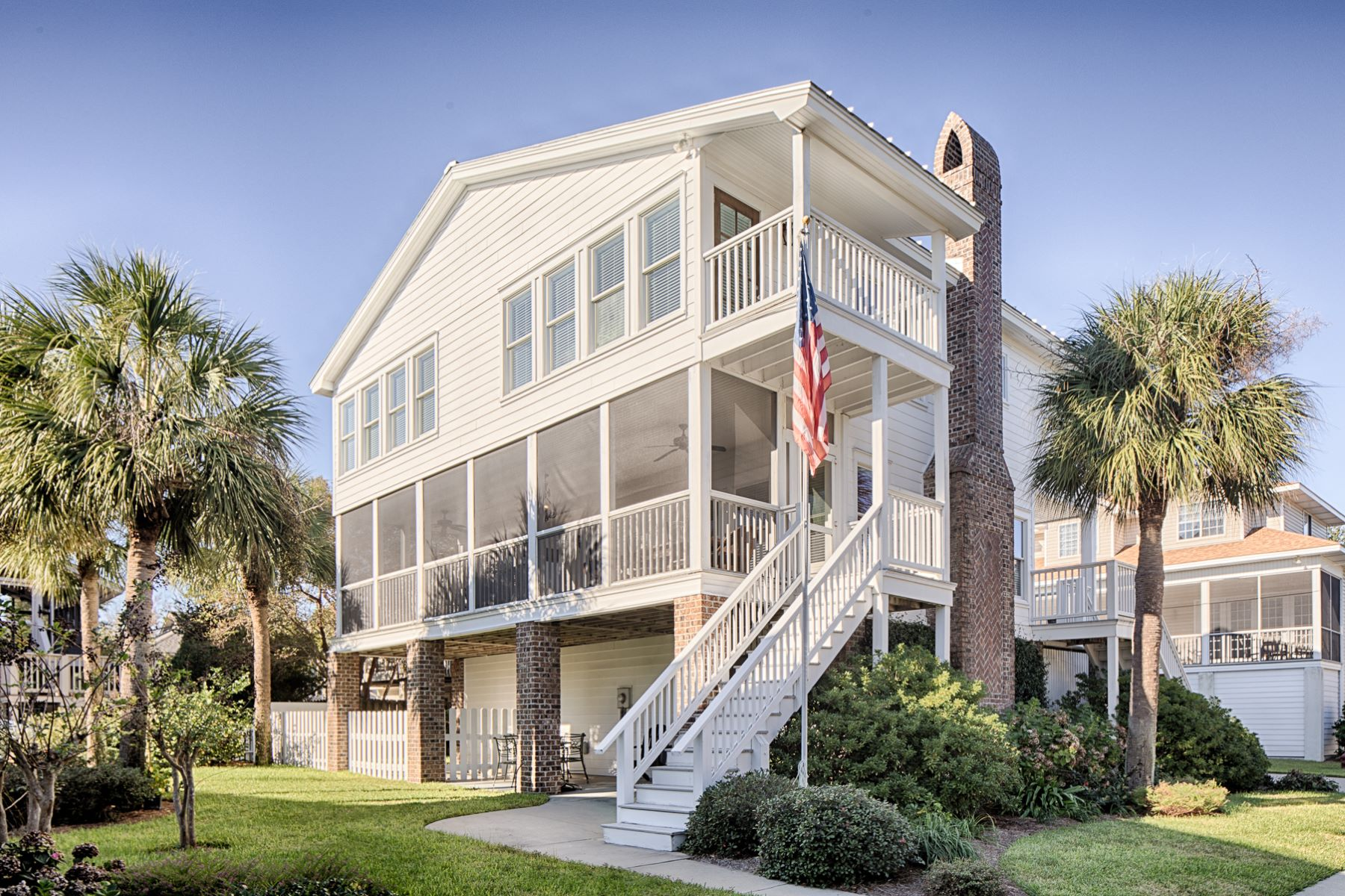 Single Family Homes por un Venta en Tybee Island, Georgia 31328 Estados Unidos