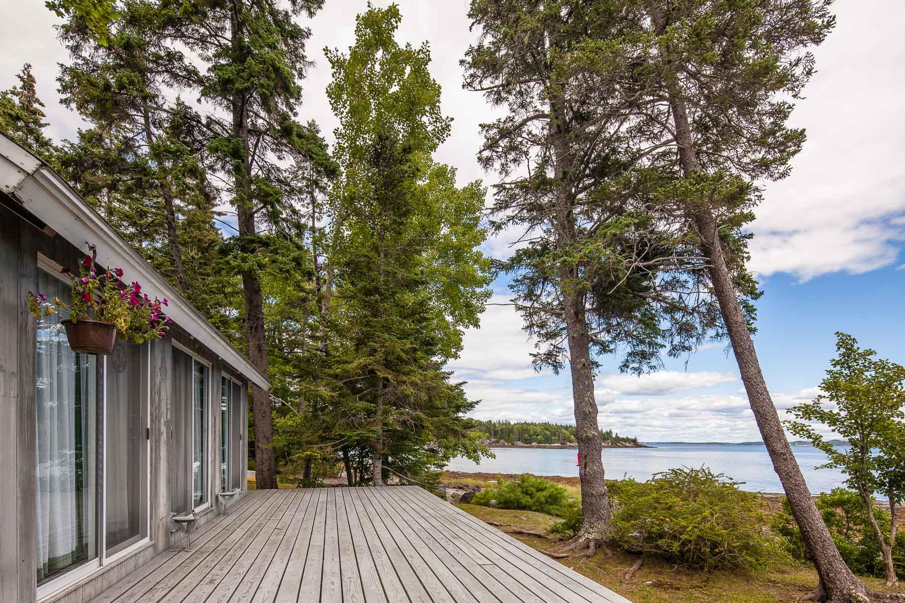 Single Family Home for Sale at 459 Main Road Islesboro, Maine 04848 United States