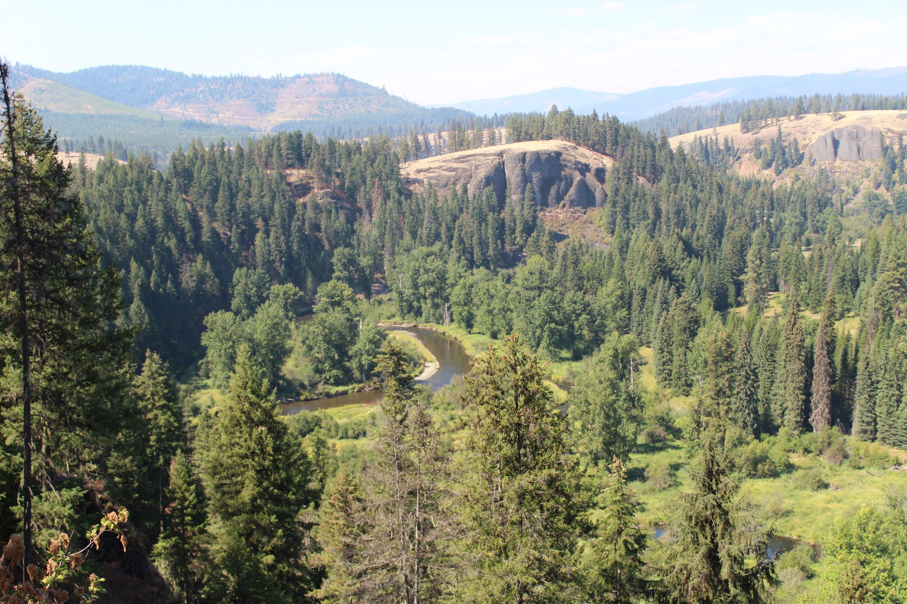 Land for Active at NKA 24 A Clearwater Drive St. Maries, Idaho 83861 United States