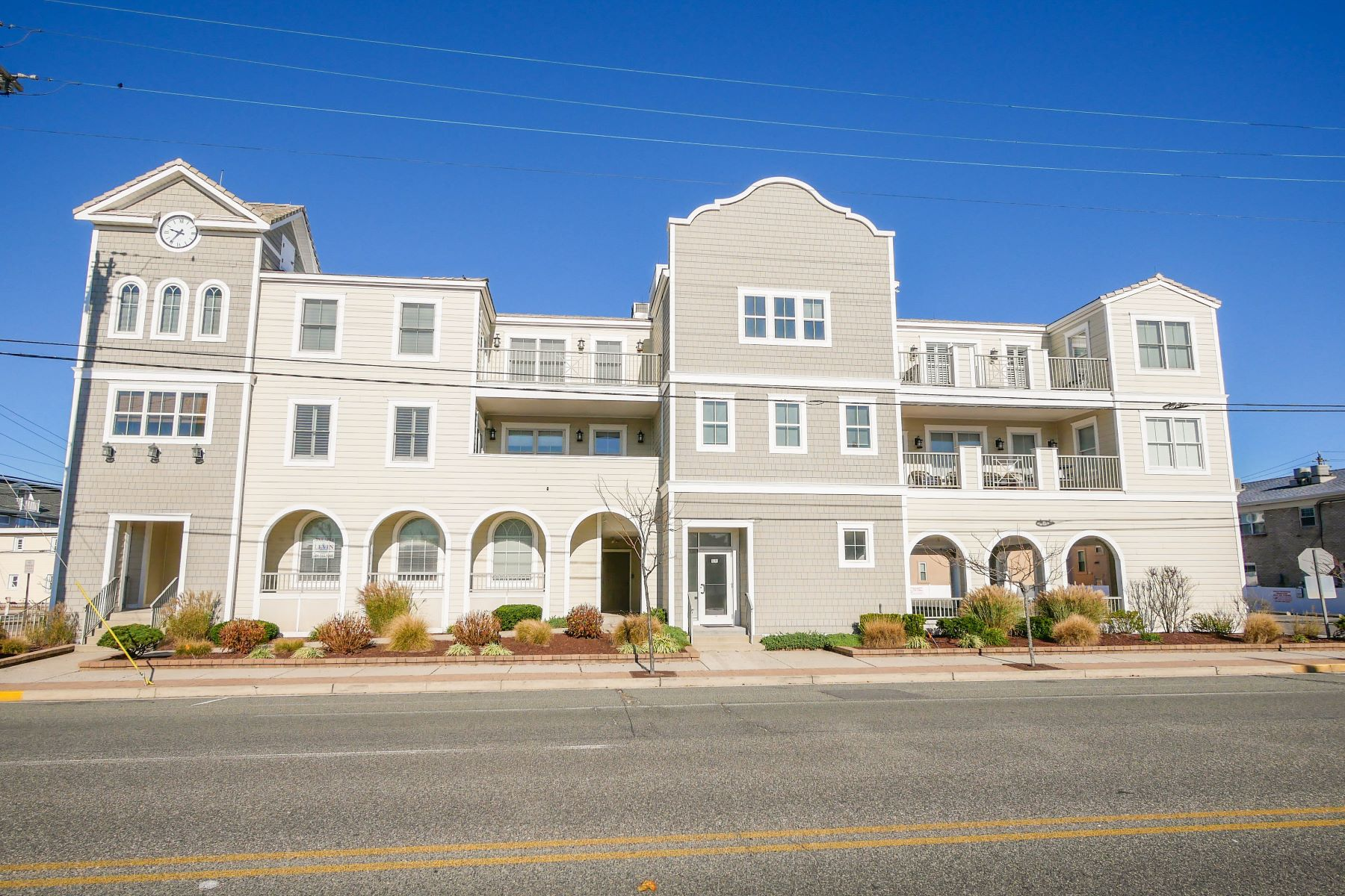 Condominiums for Rent at 9219 Atlantic Ave Unit #1, SPLIT SEASON SECOND HALF, Margate, New Jersey 08402 United States