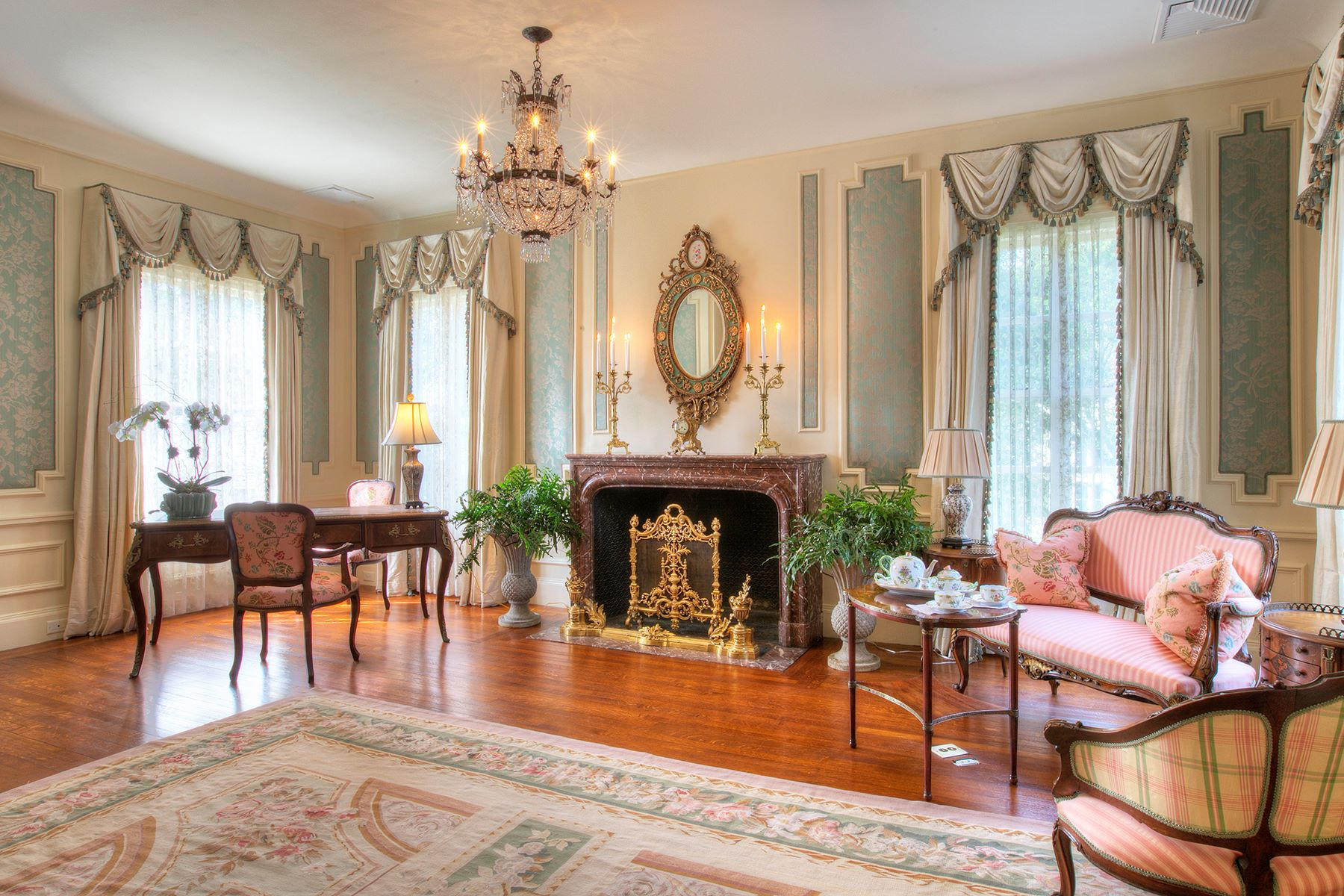 Additional photo for property listing at Historic Quatrel on Bellevue 673 Bellevue Avenue Newport, Rhode Island 02840 United States