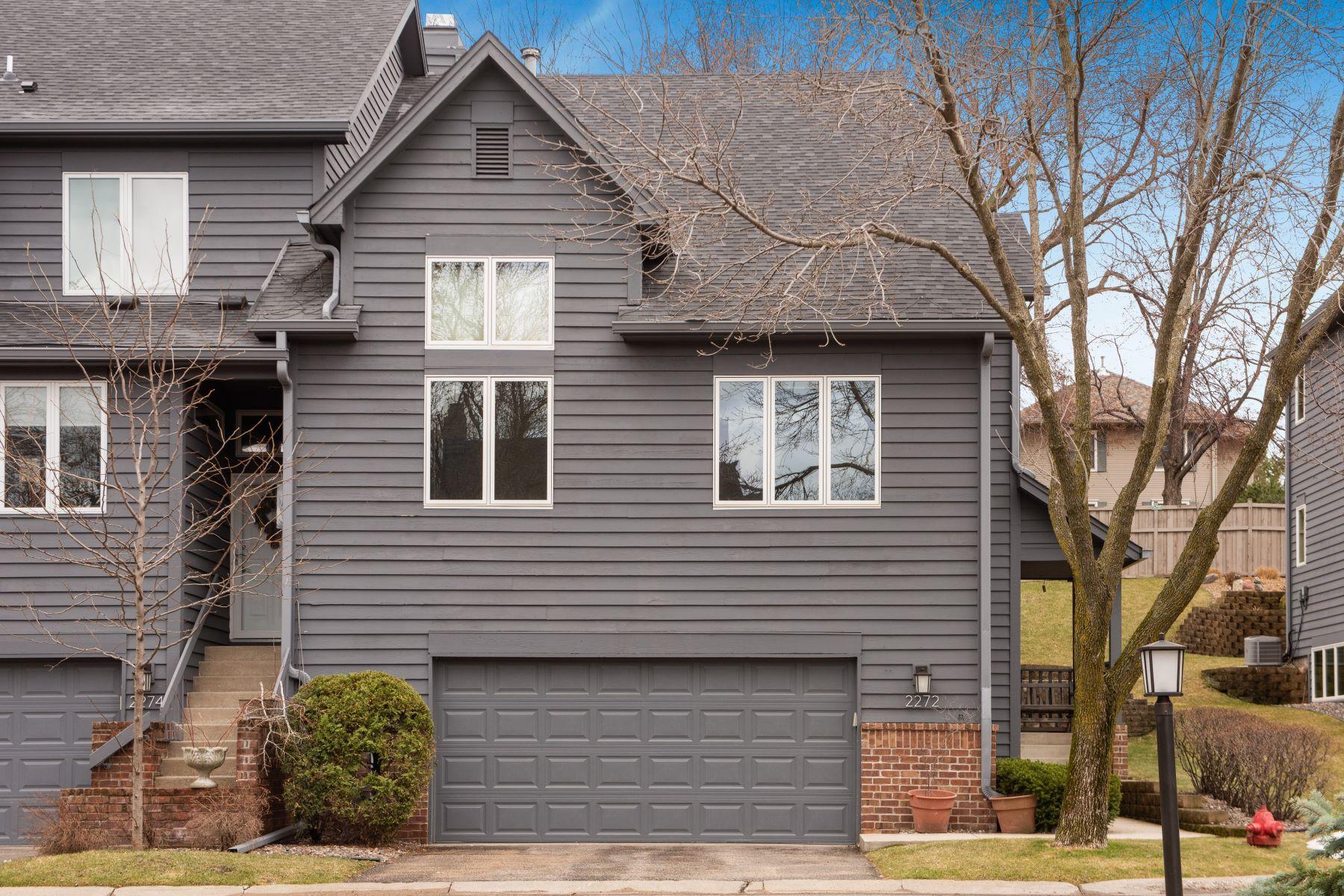 townhouses for Sale at 2272 Sherwood Court Minnetonka, Minnesota 55305 United States
