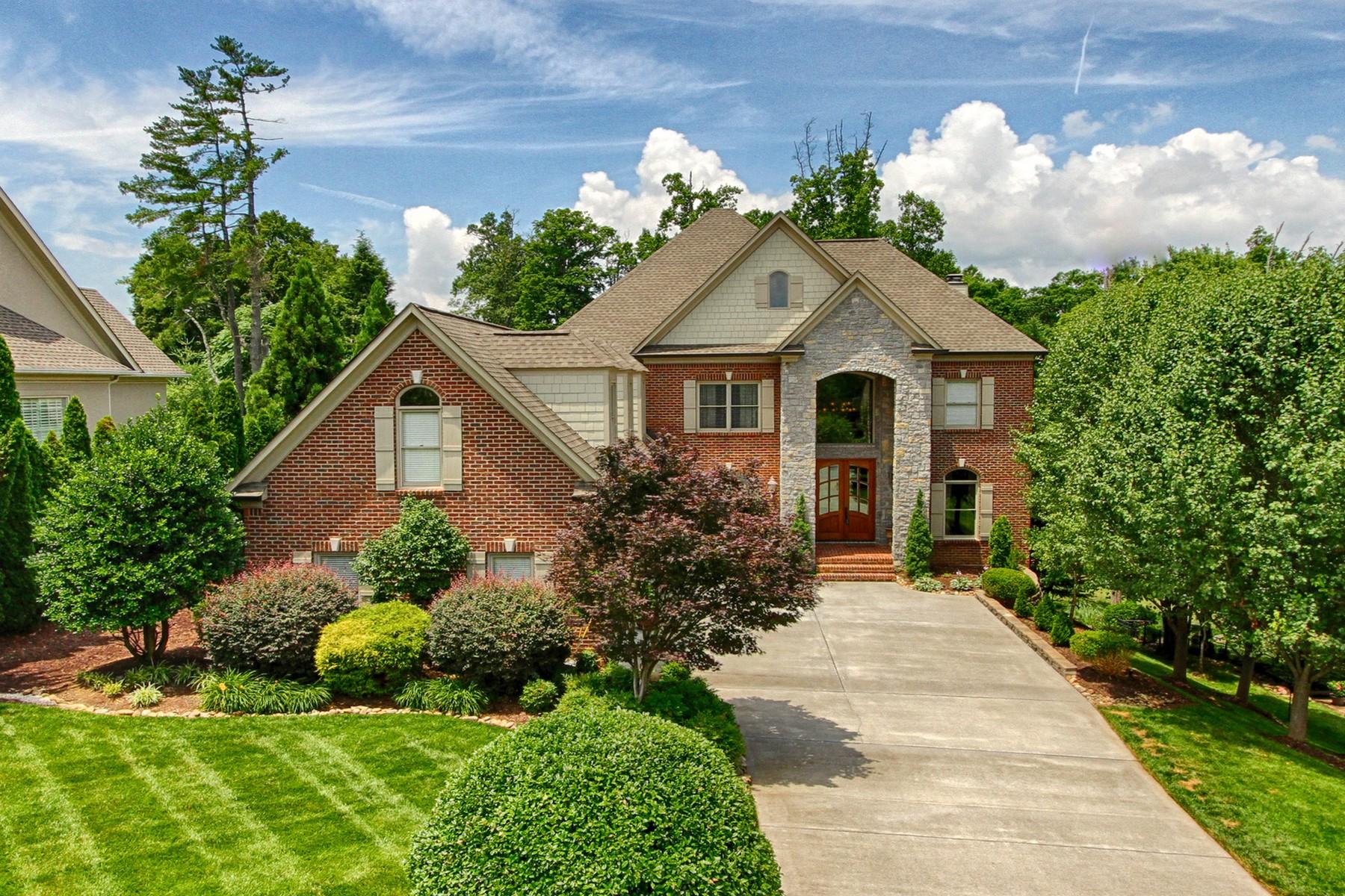 Maison unifamiliale pour l Vente à Breathtaking Luxury Home 921 Fairway Oaks Lane Knoxville, Tennessee, 37922 États-Unis