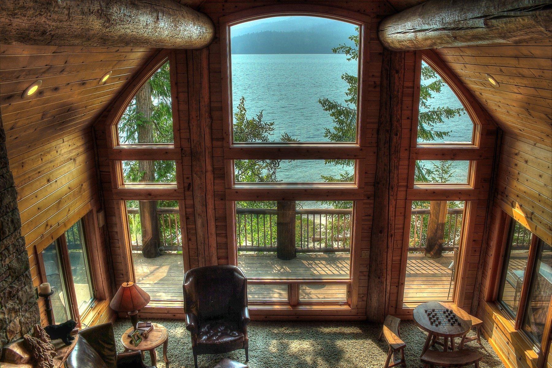 Single Family Home for Active at Priest Lake 180 North Sandy Shores Road Coolin, Idaho 83821 United States