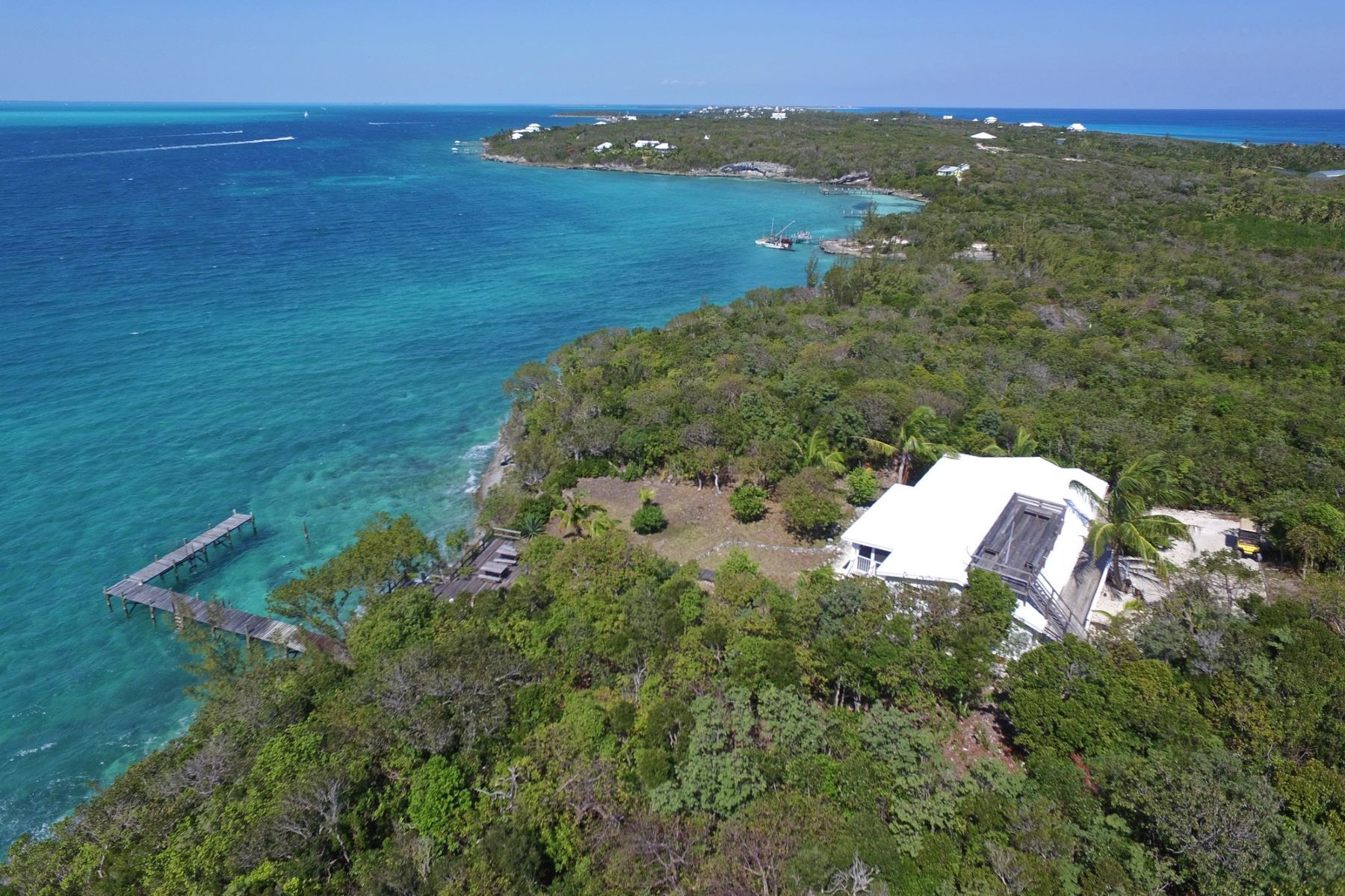 Single Family Home for Sale at Nowhere Cottage Guana Cay, Abaco Bahamas