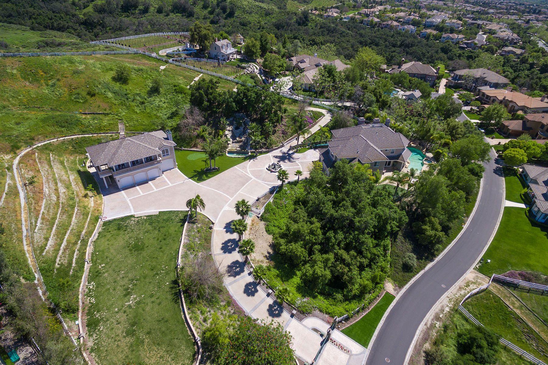 Nhà ở một gia đình vì Bán tại 12 Oak Canyon Trail Coto De Caza, California, 92679 Hoa Kỳ
