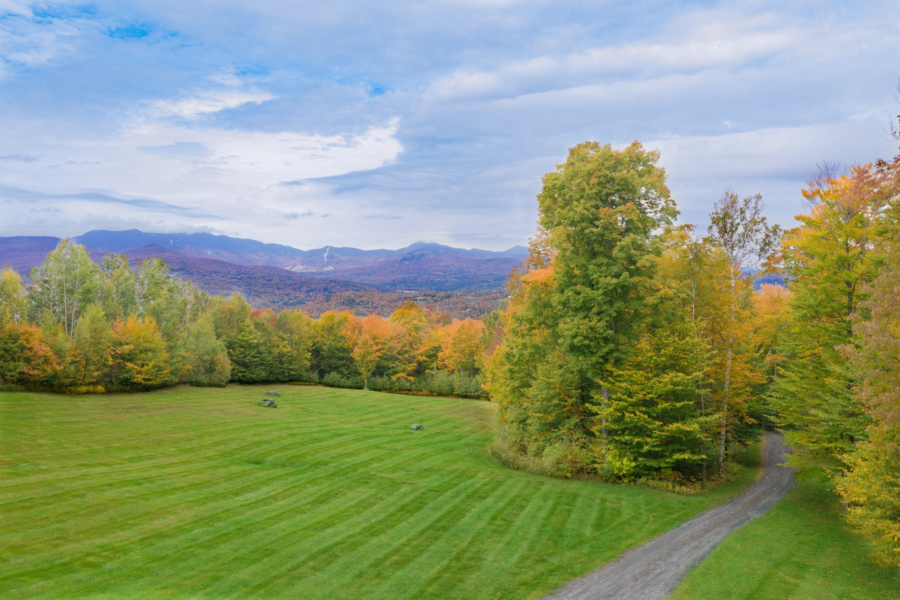 Land for Sale at TBA Points North Road, Stowe TBA Points North Rd Stowe, Vermont 05672 United States