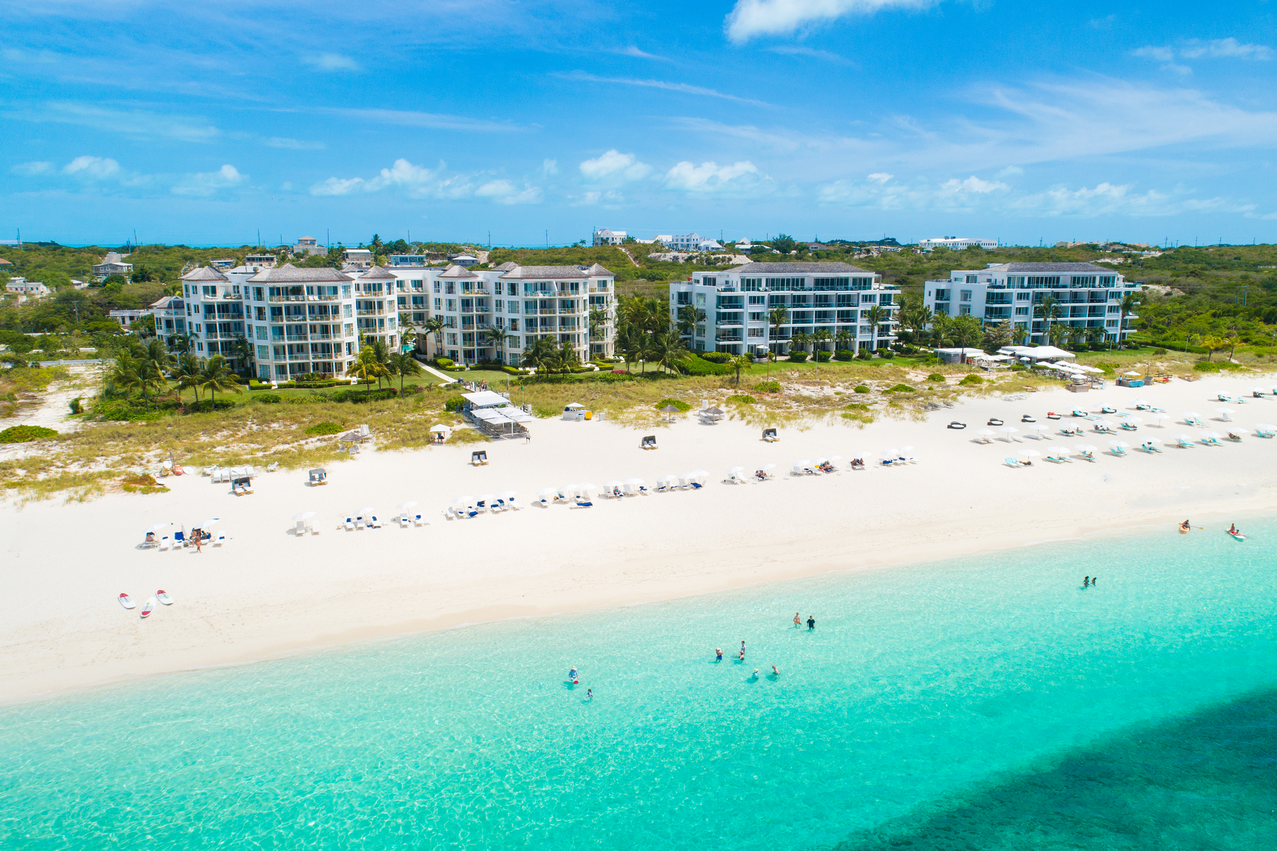 Additional photo for property listing at West Bay Club ~ Suite 107 Beachfront Grace Bay, Providenciales TC Îles Turques Et Caïques