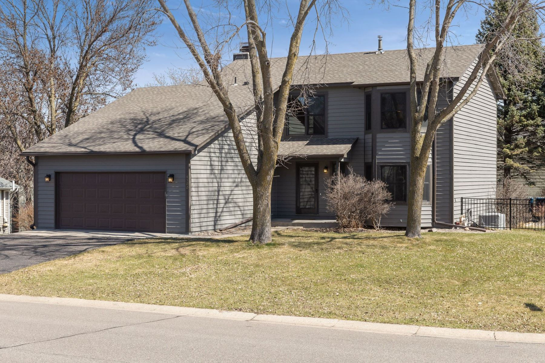 Single Family Homes for Sale at 4500 Wellington Lane N Plymouth, Minnesota 55442 United States