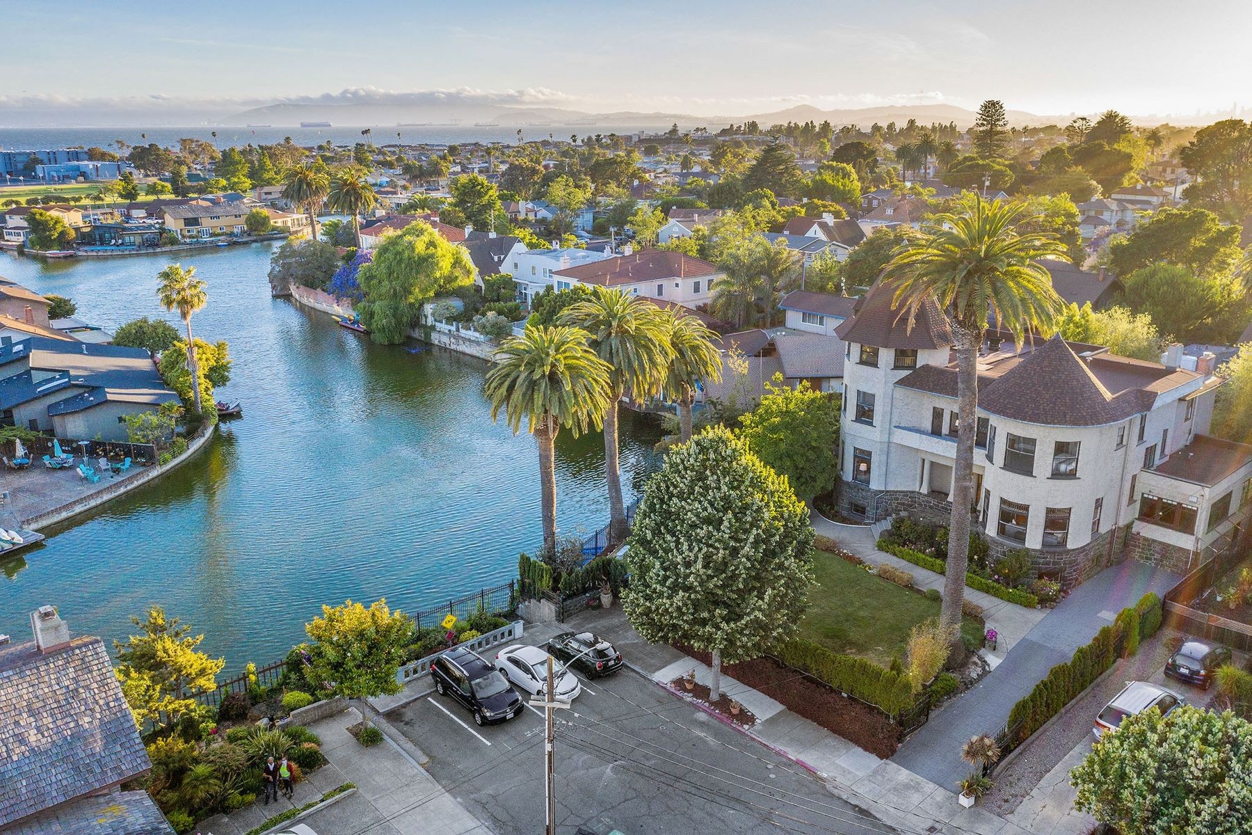 Single Family Homes for Sale at Stately Alameda Historic Mansion 891 Union Street Alameda, California 94501 United States
