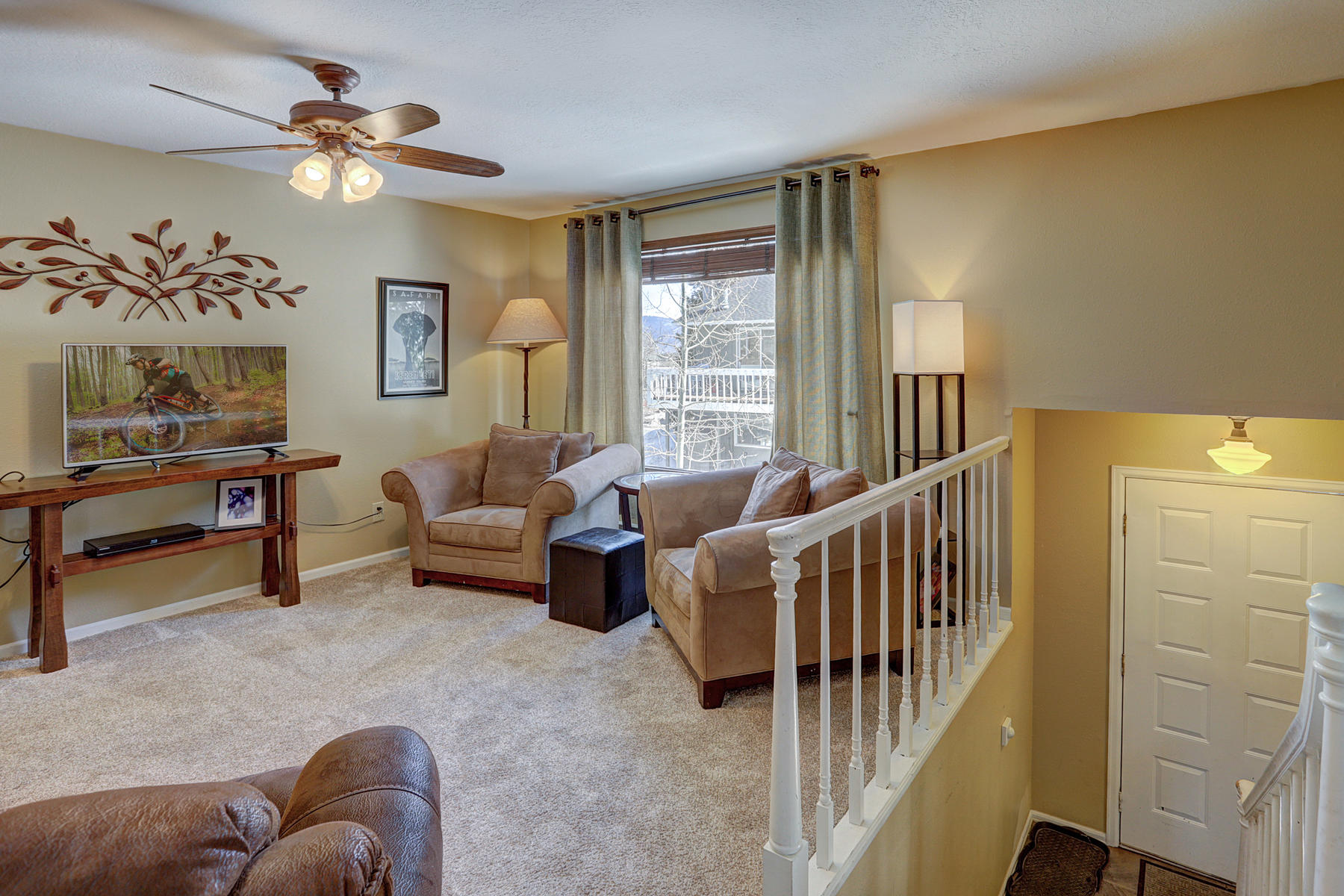 Duplex Homes for Active at Updated In-Town Frisco Duplex 622 Teller Street Aly #B Frisco, Colorado 80443 United States