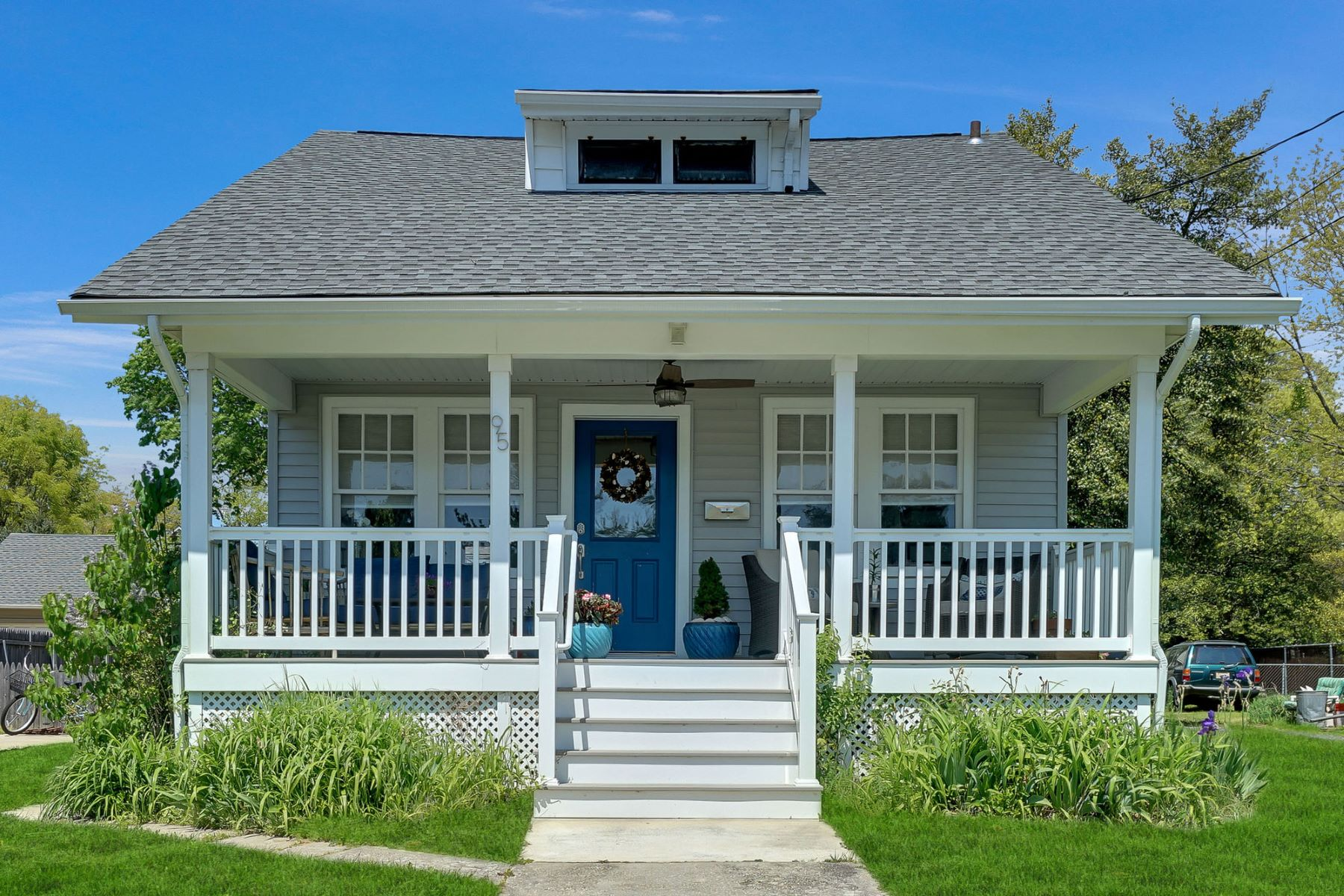Single Family Homes for Sale at Custom Manasquan Home 95 Parker Avenue Manasquan, New Jersey 08736 United States