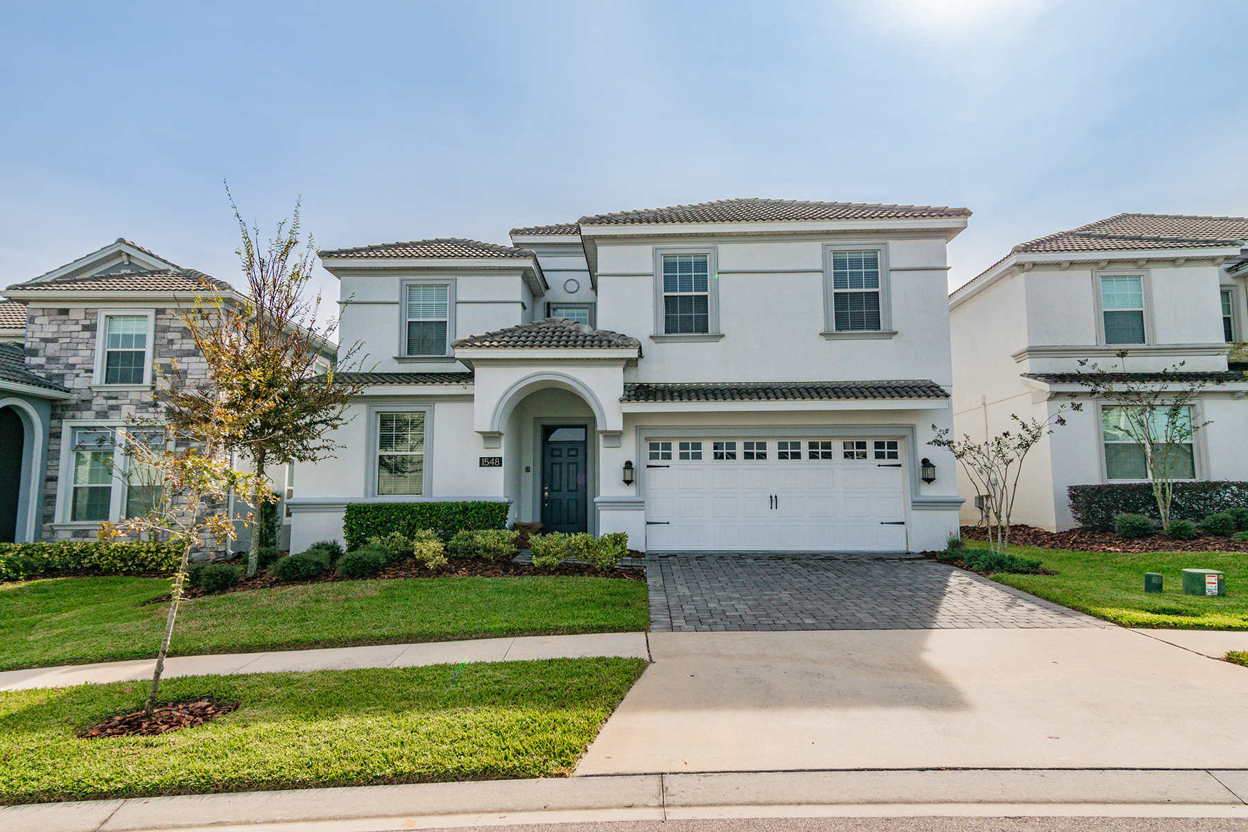 Single Family Homes for Sale at DAVENPORT 1548 Moon Valley Dr Davenport, Florida 33896 United States