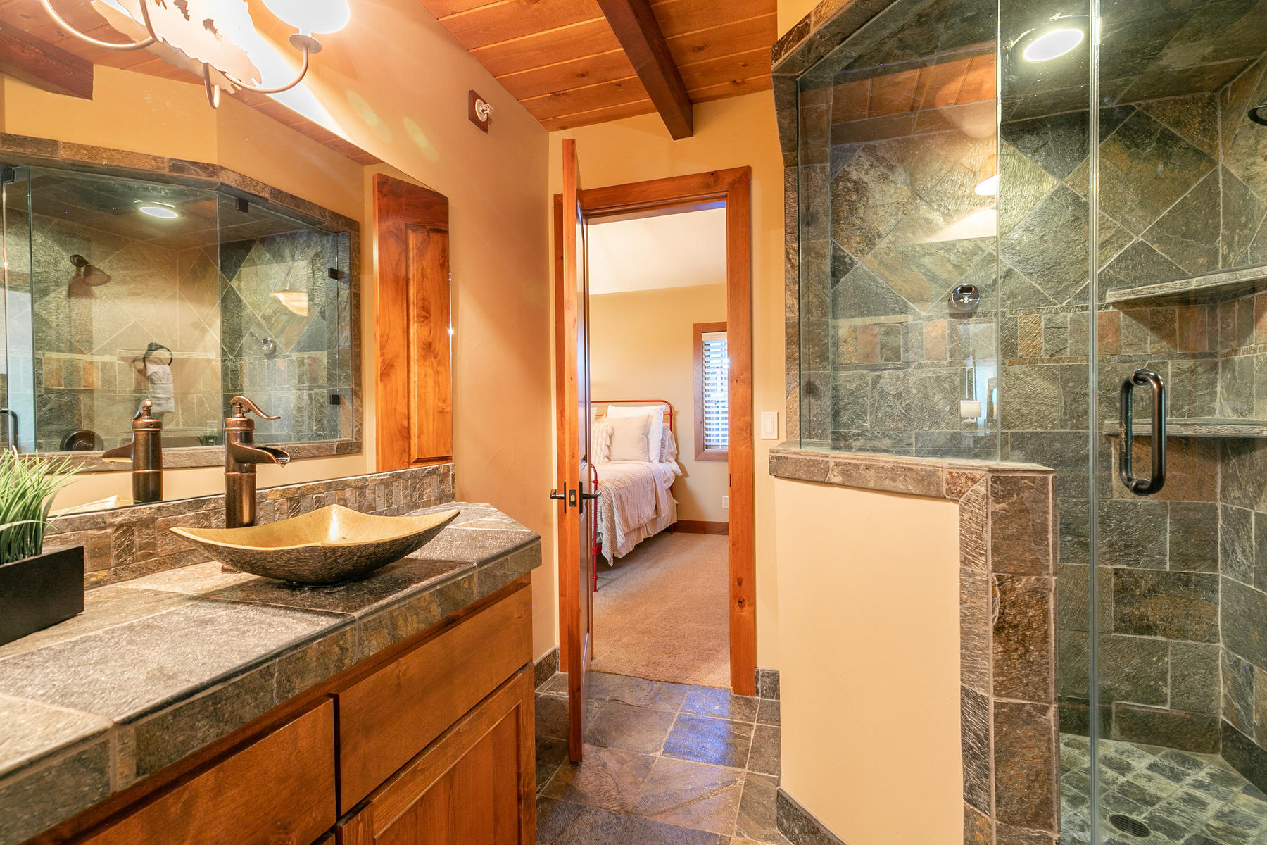 Additional photo for property listing at Luxury on the Golf Course 601 Brassie Avenue Tahoe Vista, California 96148 United States